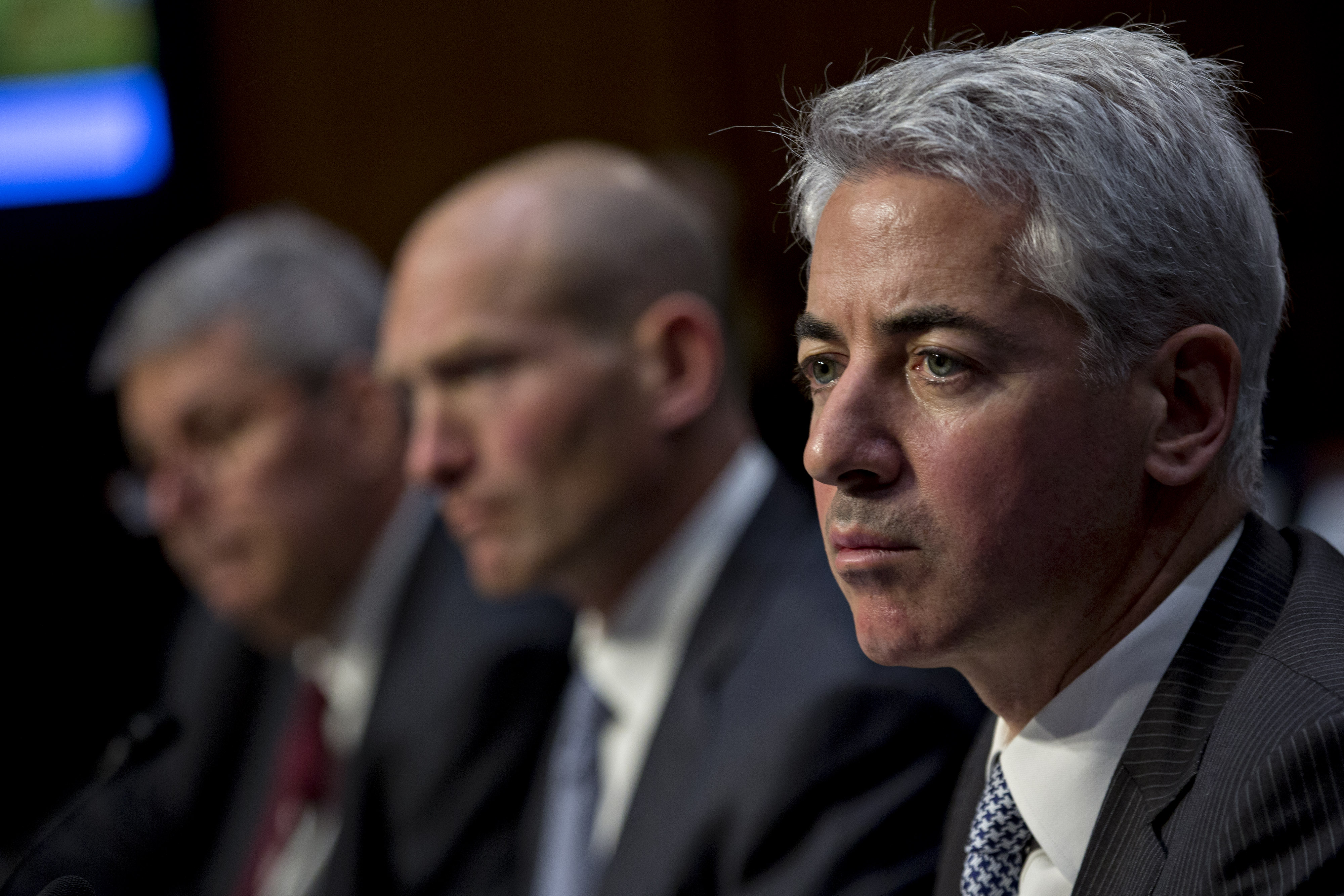 Valeant Pharmaceuticals International Inc. Executives Testify At Senate Hearing On Drug Prices