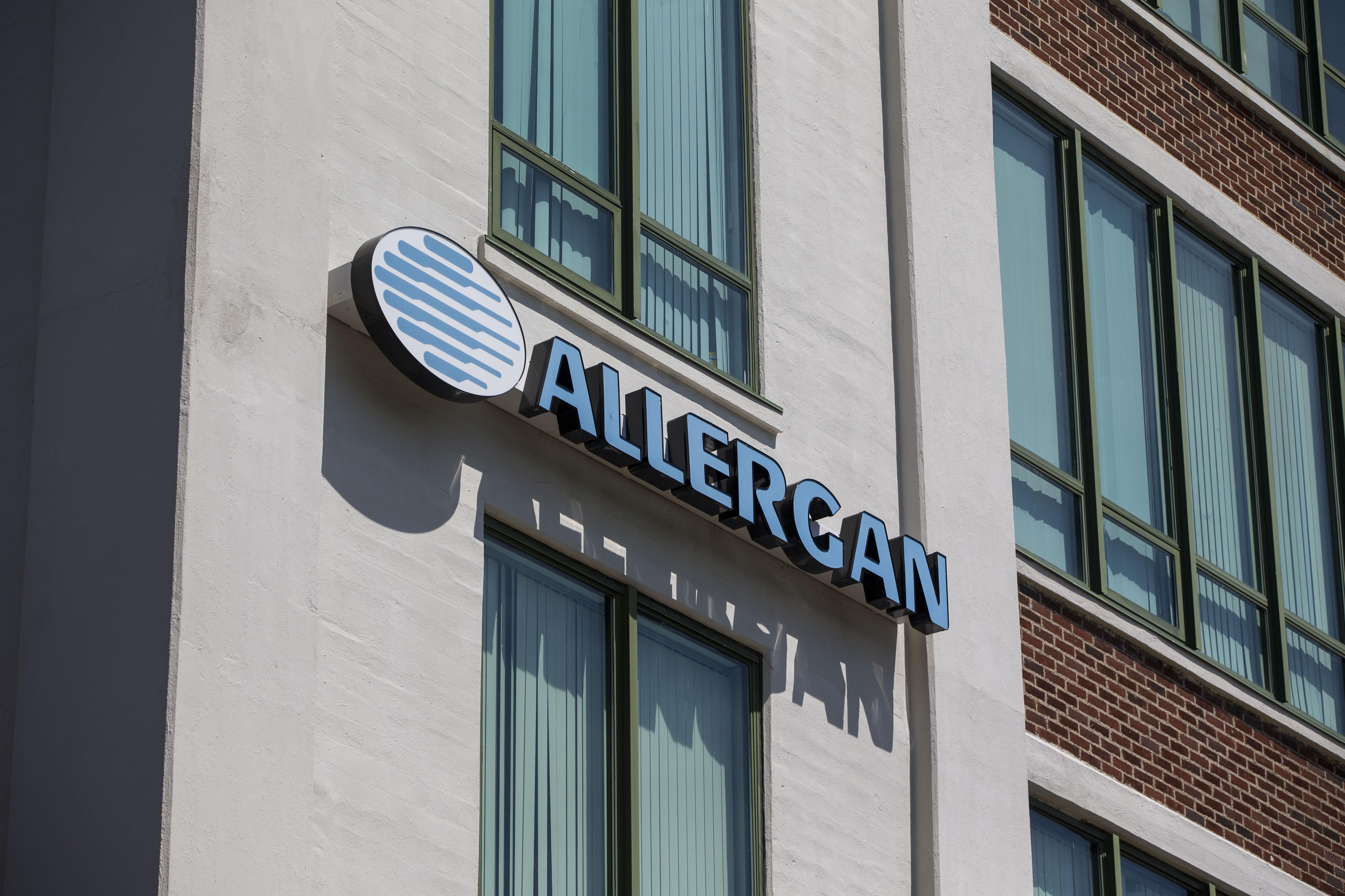 Allergan Plc Offices Ahead Of Earnings Figure