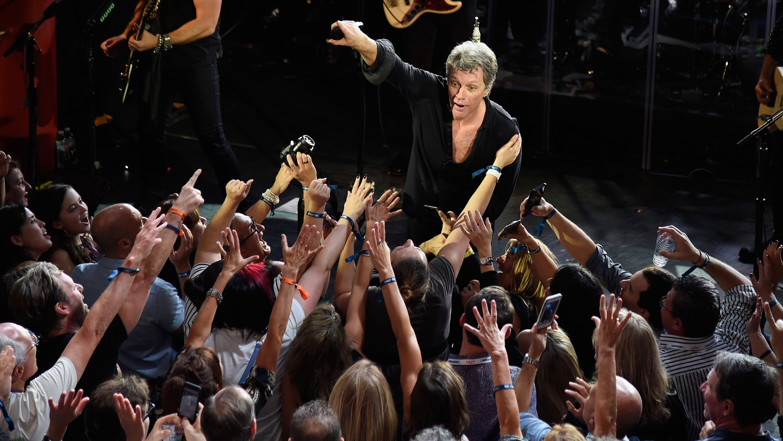 SiriusXM Presents Bon Jovi Live At The Faena Theater In Miami During Art Basel; Private Concert Airs Live On SiriusXM's Bon Jovi Radio