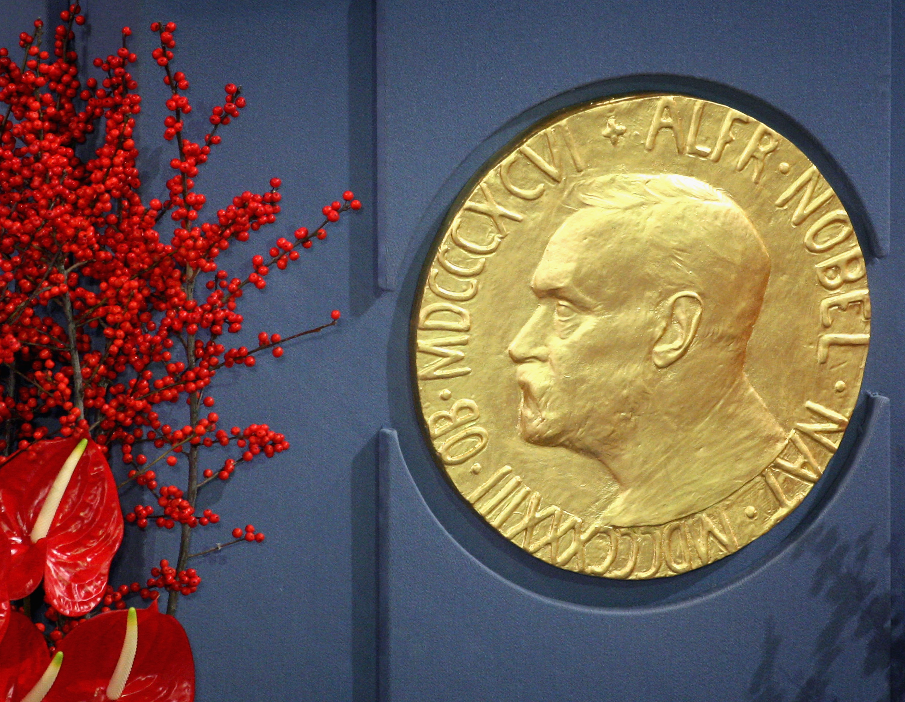 Nobel Peace Prize Ceremony 2008