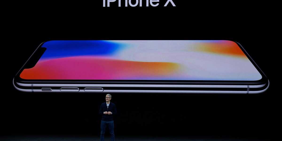 Some People Have a Big Complaint With Apple's $1,000 iPhone X