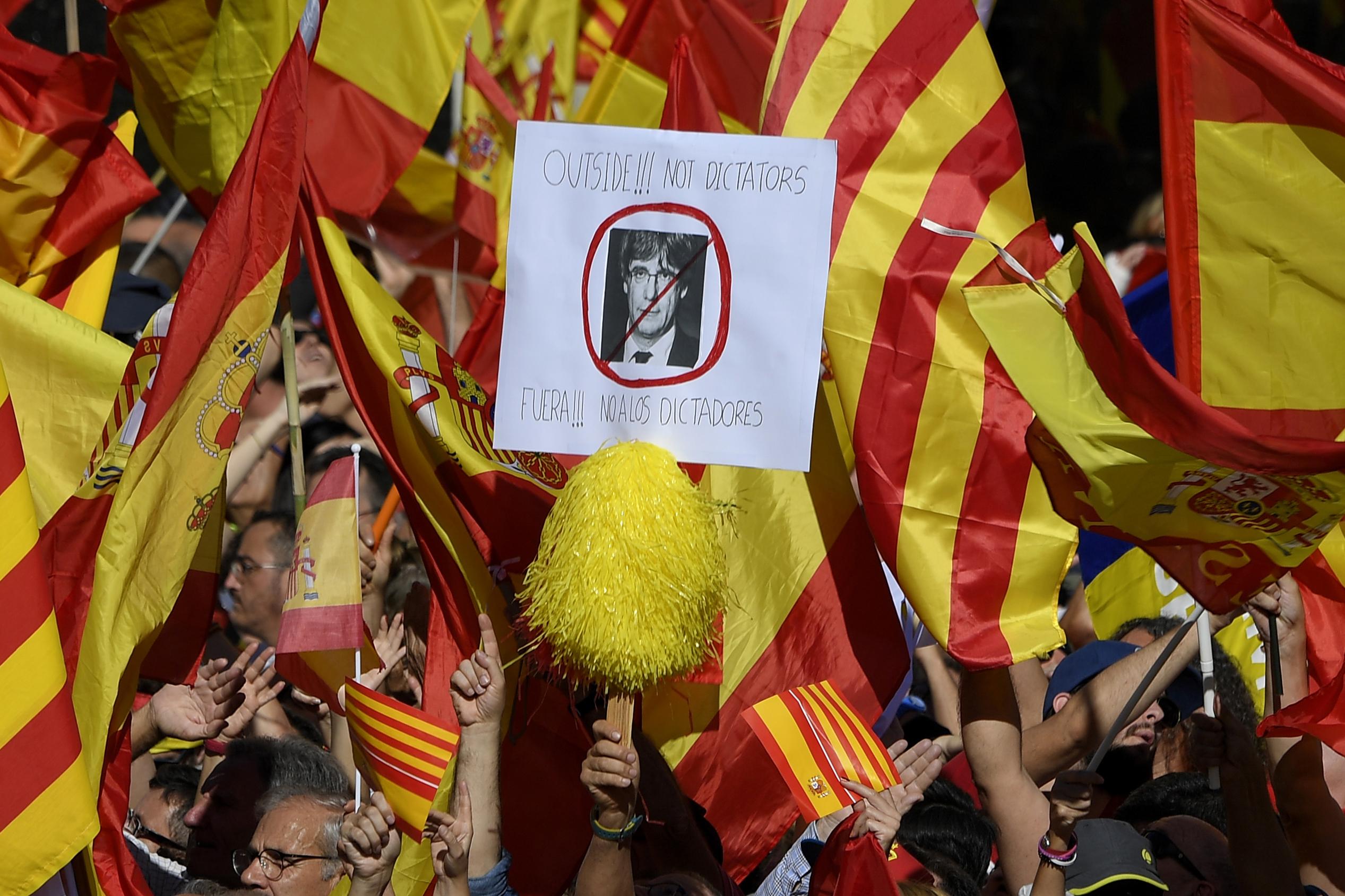 SPAIN-CATALONIA-POLITICS-DEMO
