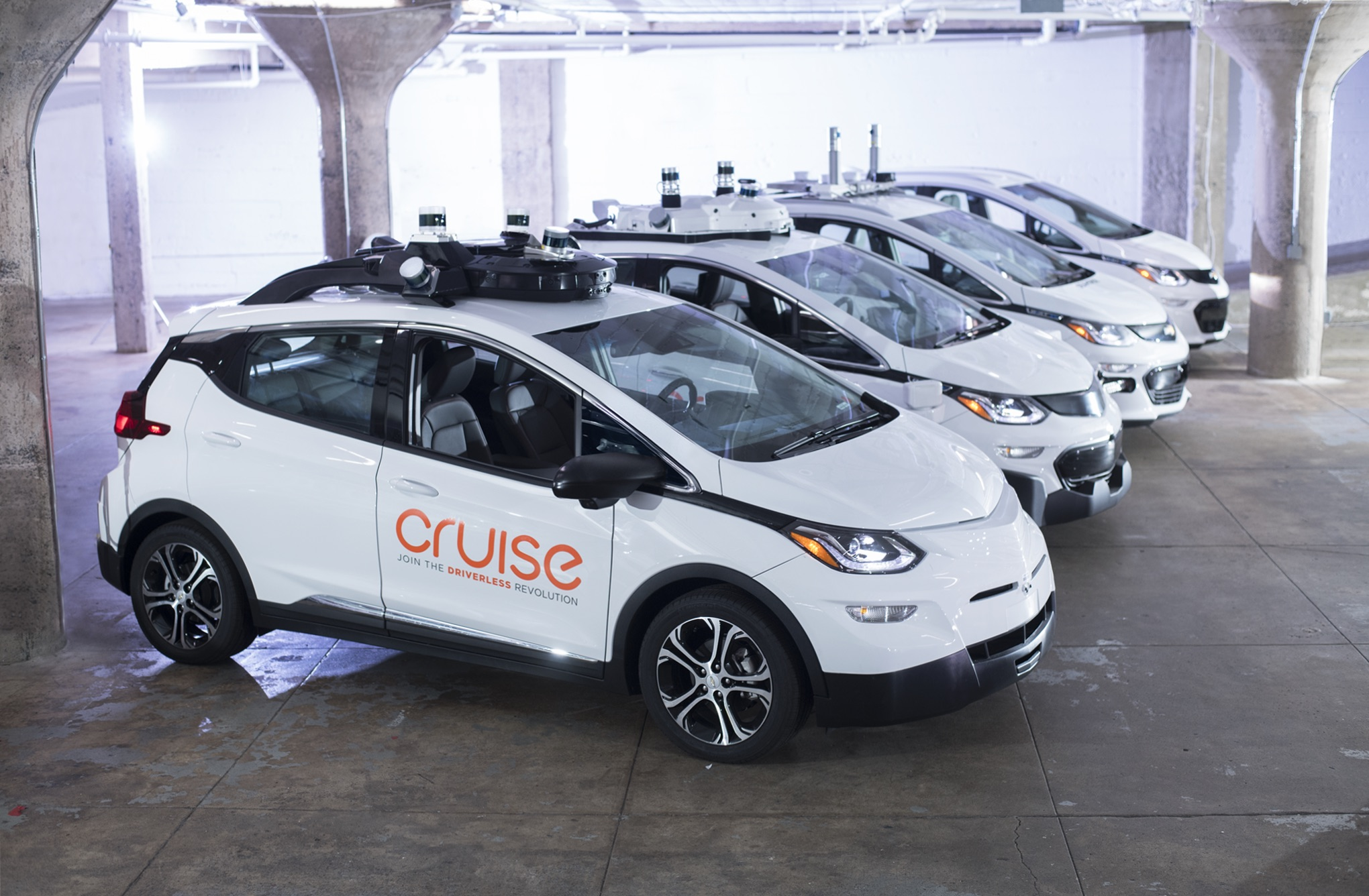 Cruise Automation, the self-driving car unit under GM, plans to test its tech in New York City.