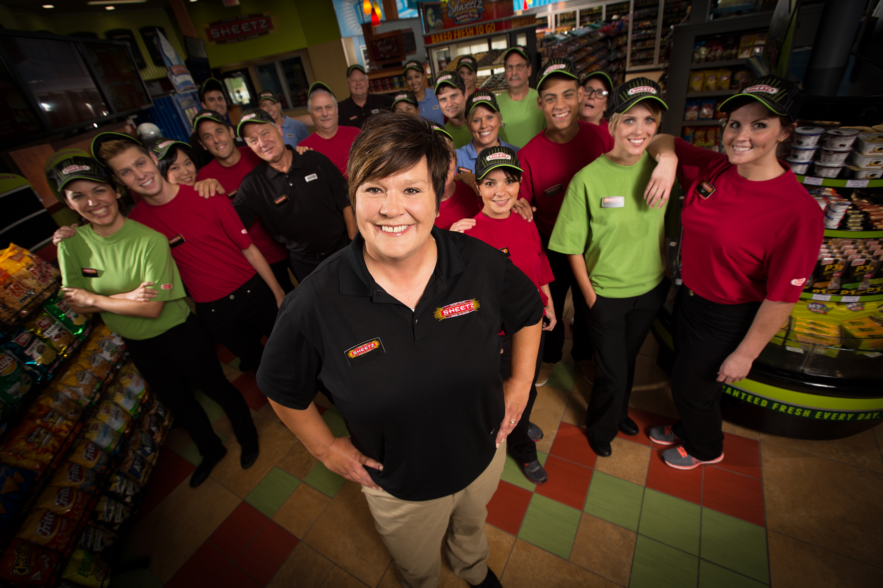 Best Workplaces Retail 2017-Sheetz