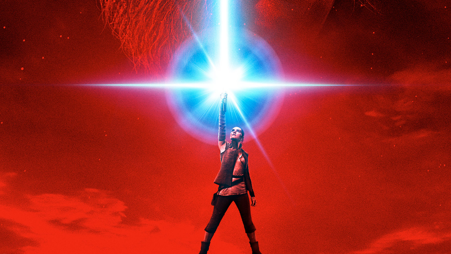 'Star Wars: The Last Jedi' teaser poster