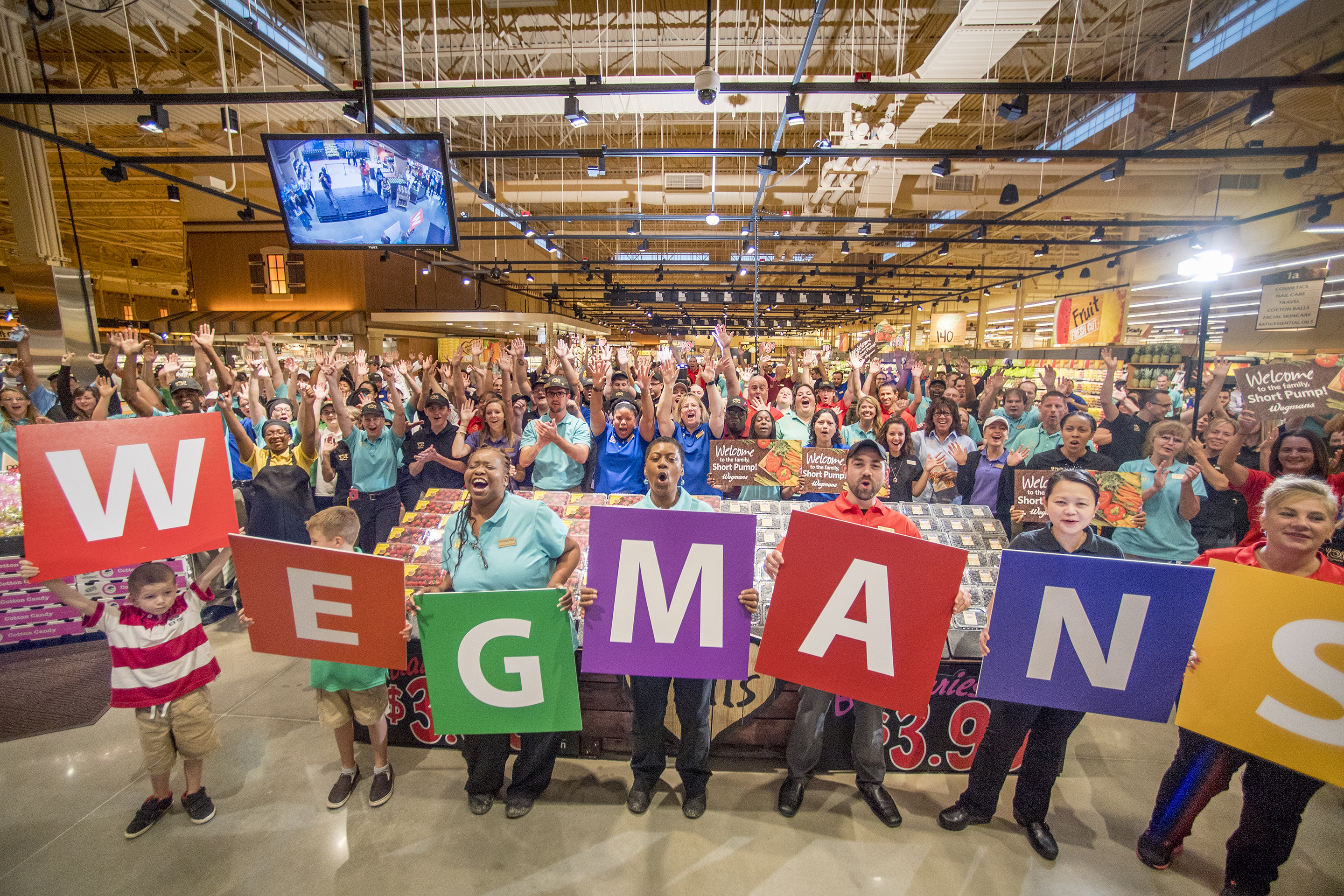 Best Workplaces Retail 2017-Wegmans
