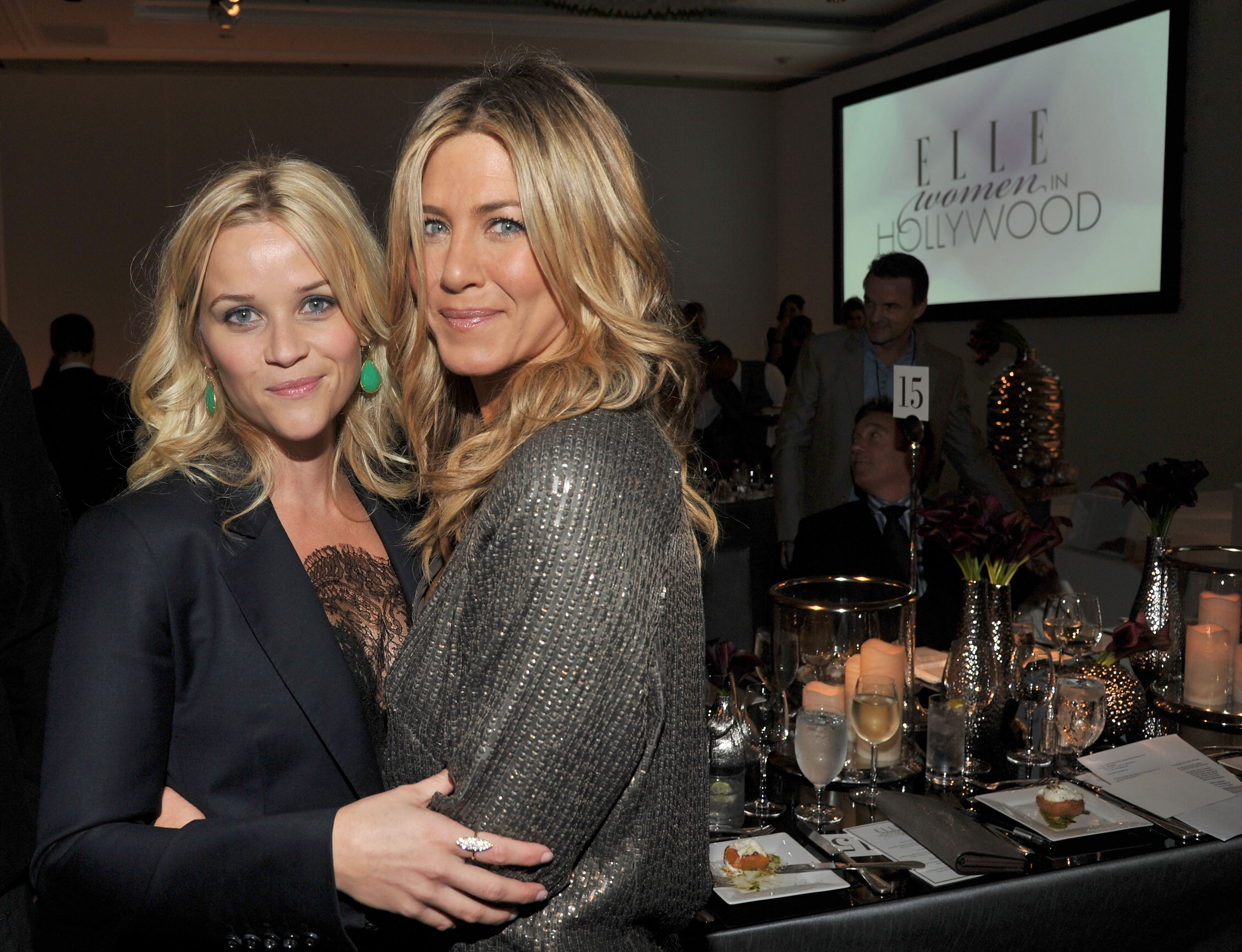 ELLE's 18th Annual Women in Hollywood Tribute - Inside