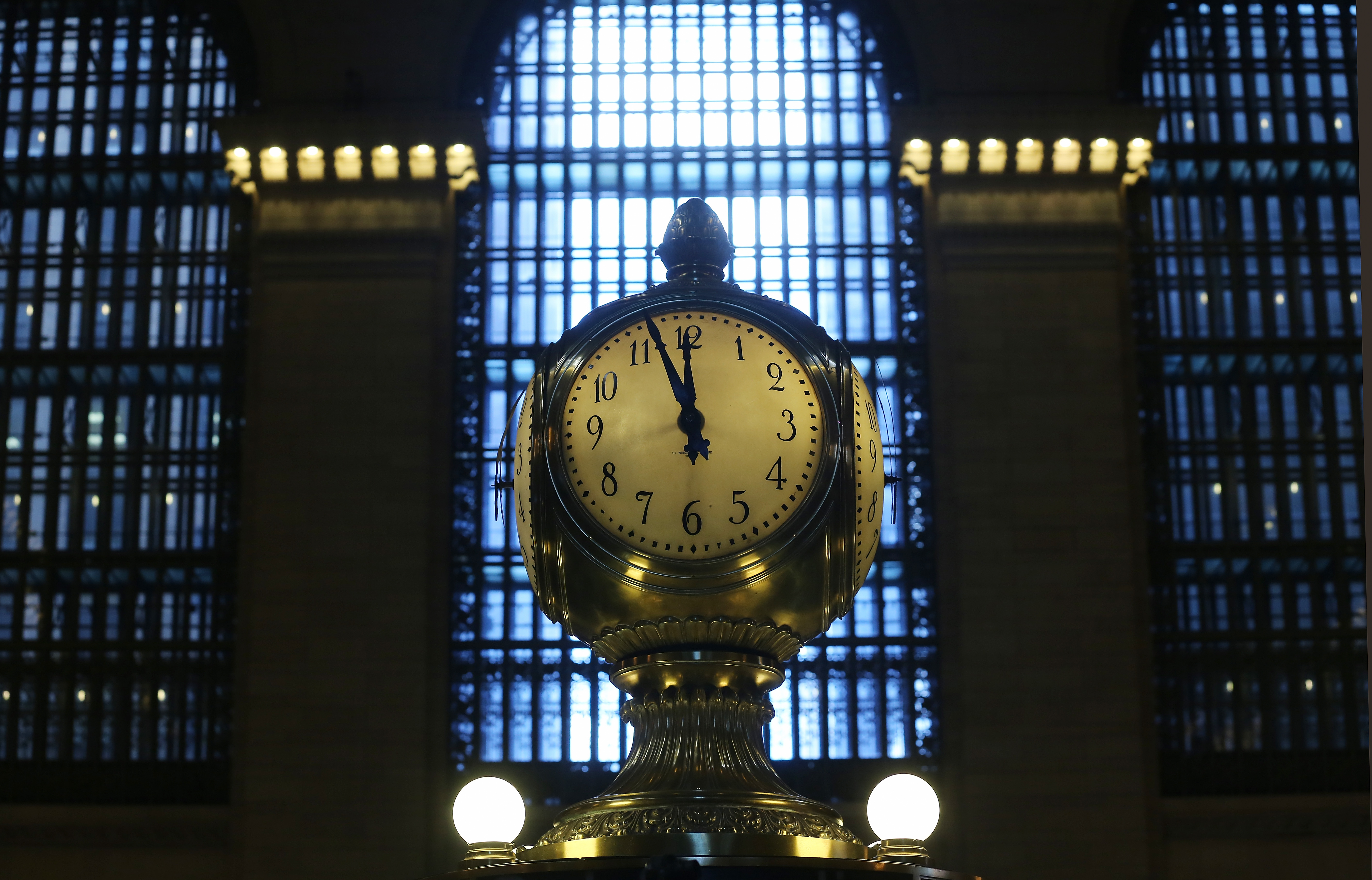 NY's Grand Central Station To Celebrate 100 Years