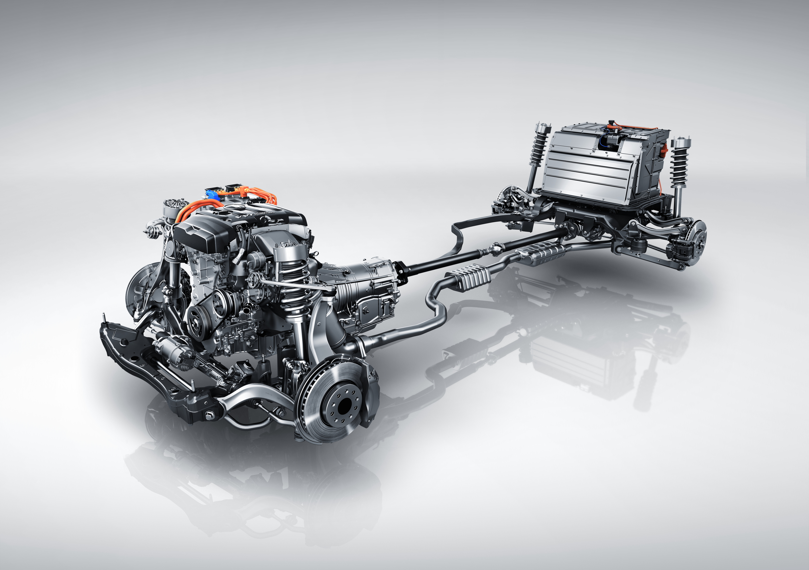 The Cadillac CT6 Plug-In Hybrid goes on sale in North America in