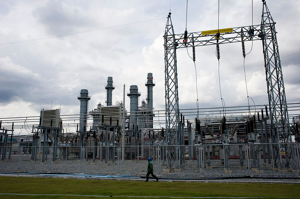 The Amata B.Grimm Power plant (Rayong) in the Amata City