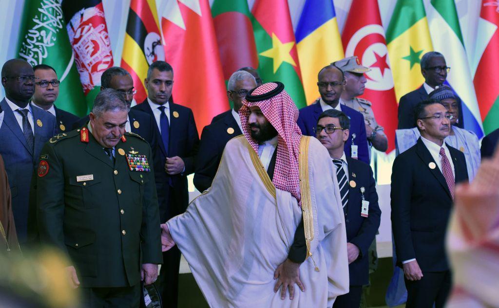 SAUDI-POLITICS-DEFENCE-ISLAM