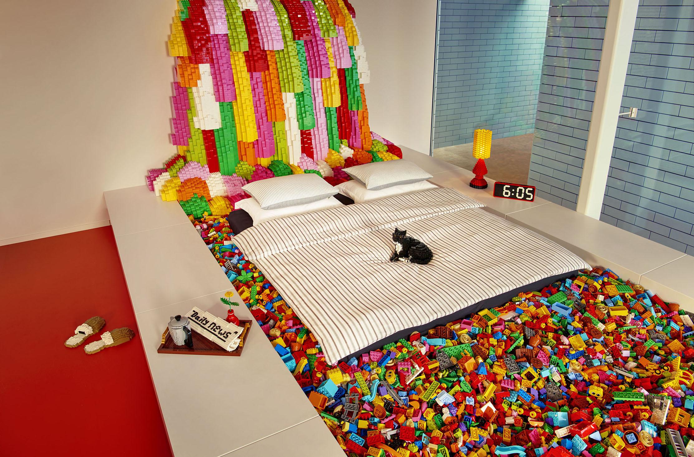 Airbnb Lego House