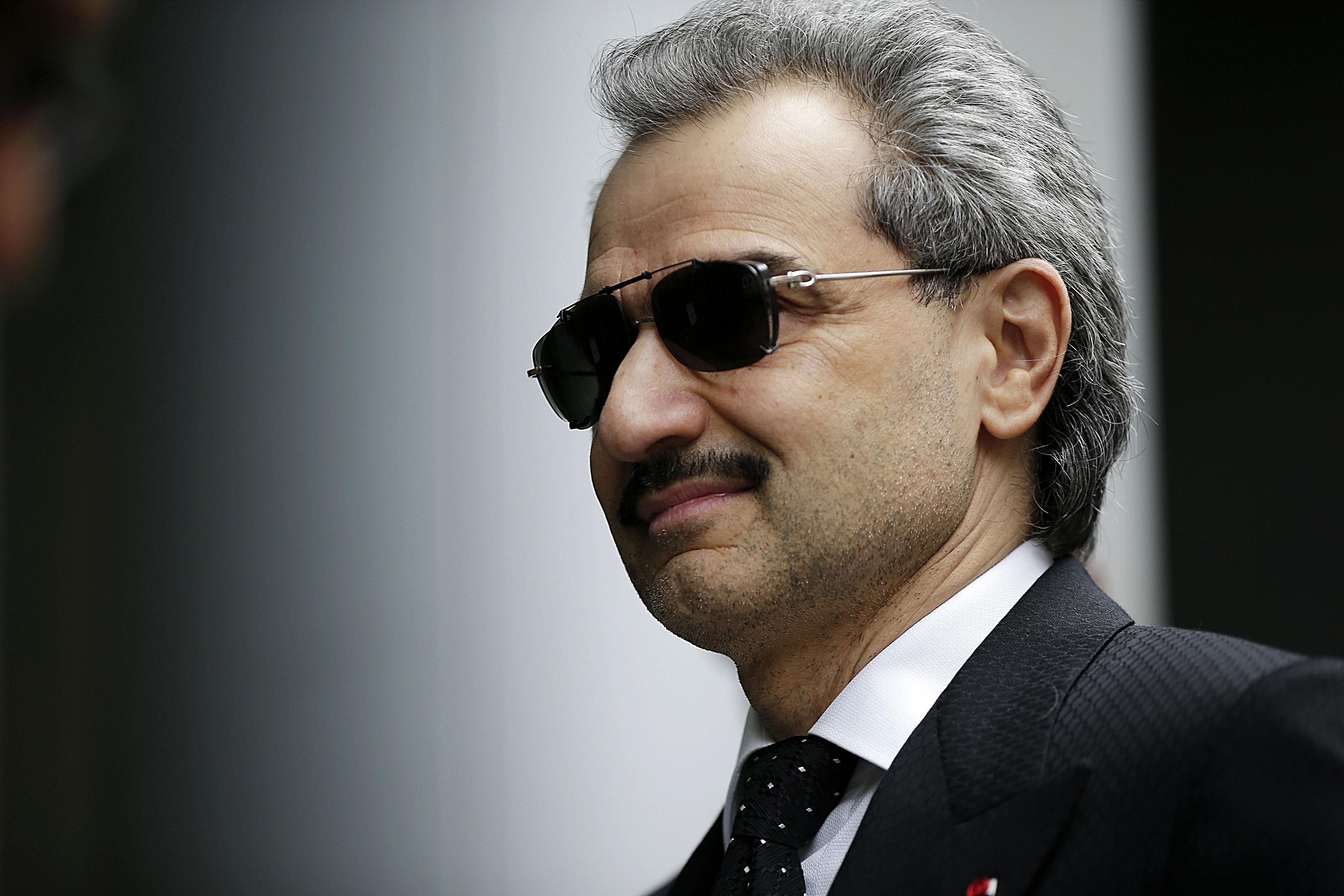 FILE: Saudi Arabia's Prince Alwaleed bin Talal Arrested