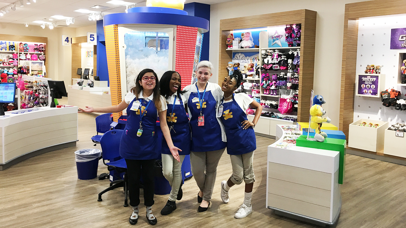 build a bear- best workplaces for diversity 2017