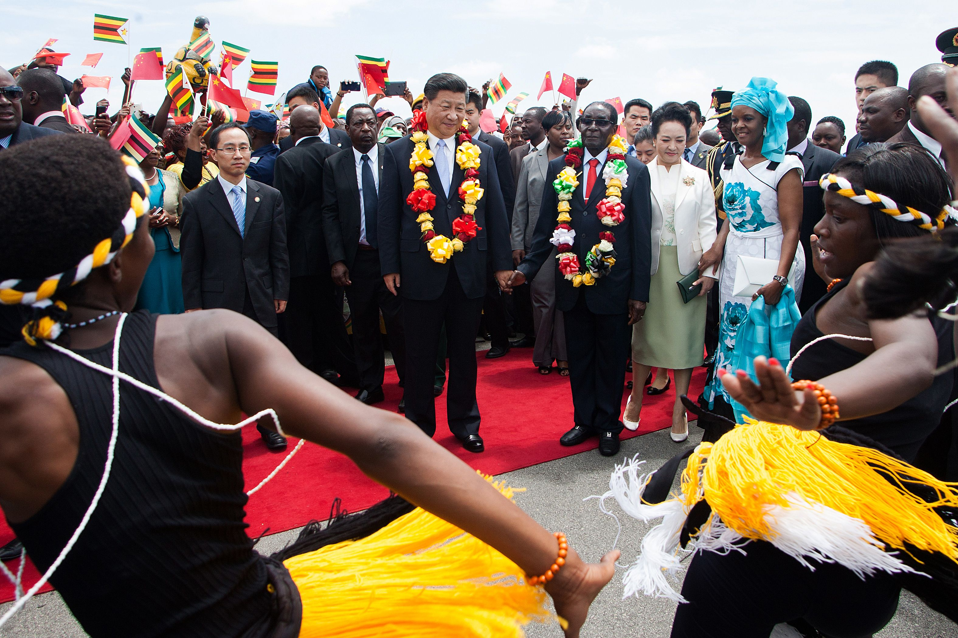 ZIMBABWE-POLITICS-DIPLOMACY-CHINA