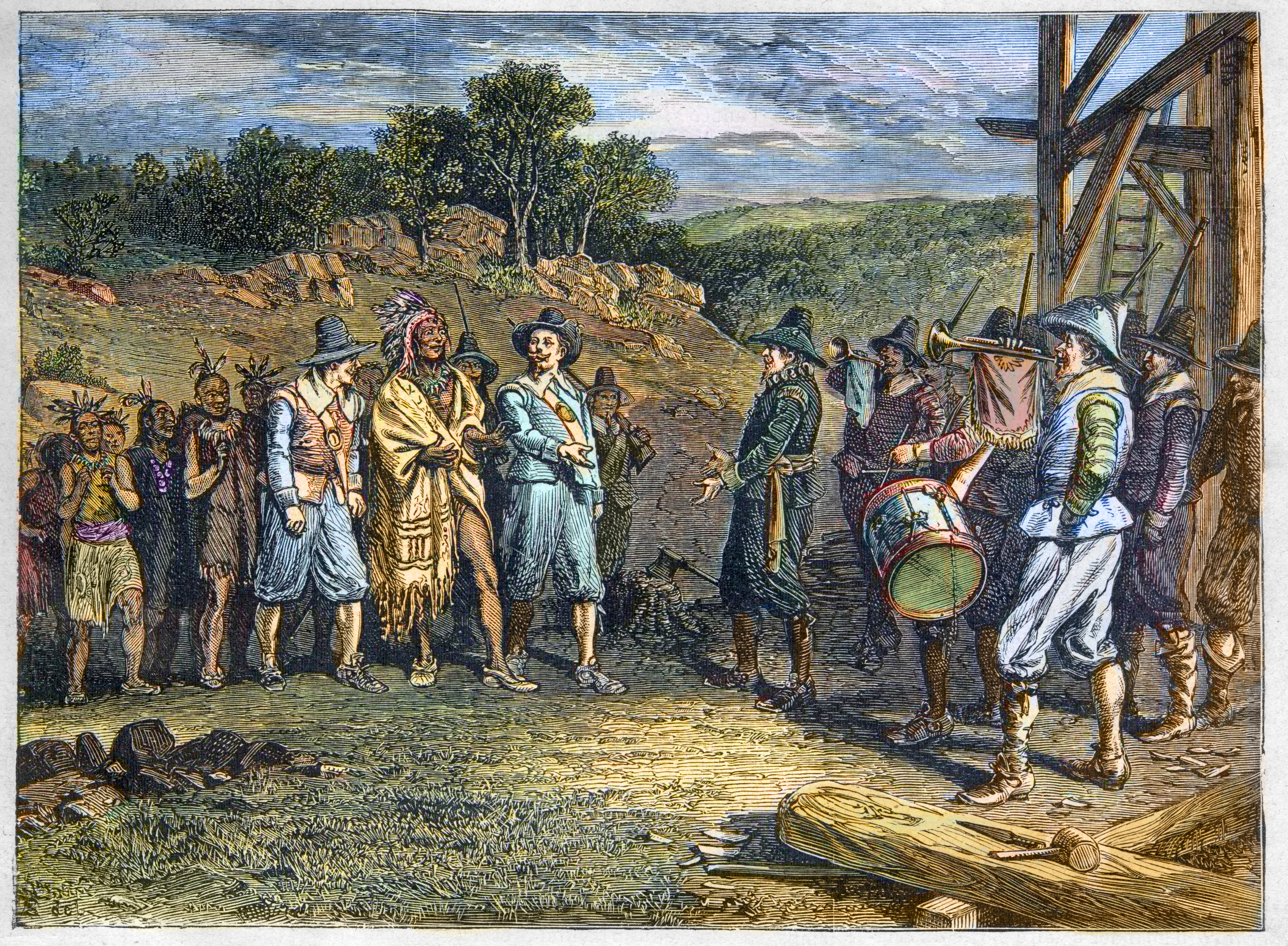 Thanksgiving Myths: What Settlers Were Really Celebrating