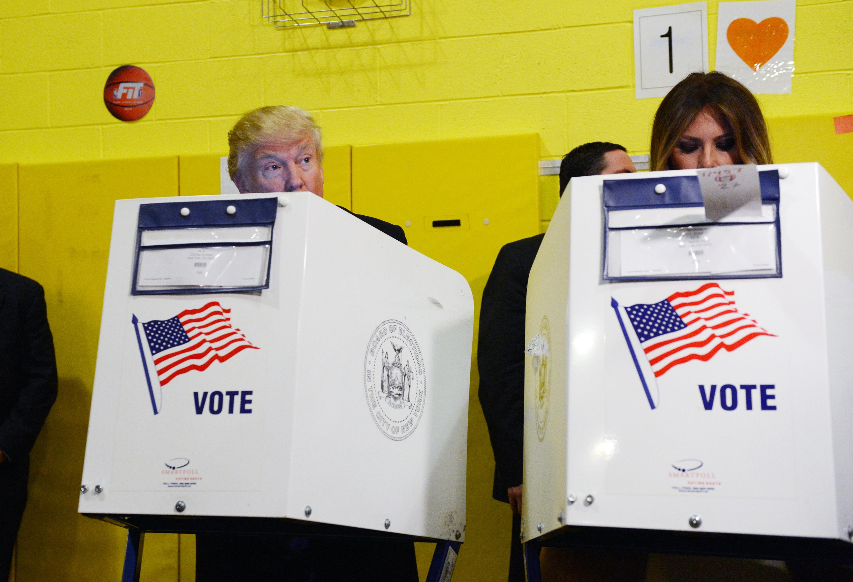 Trump Votes