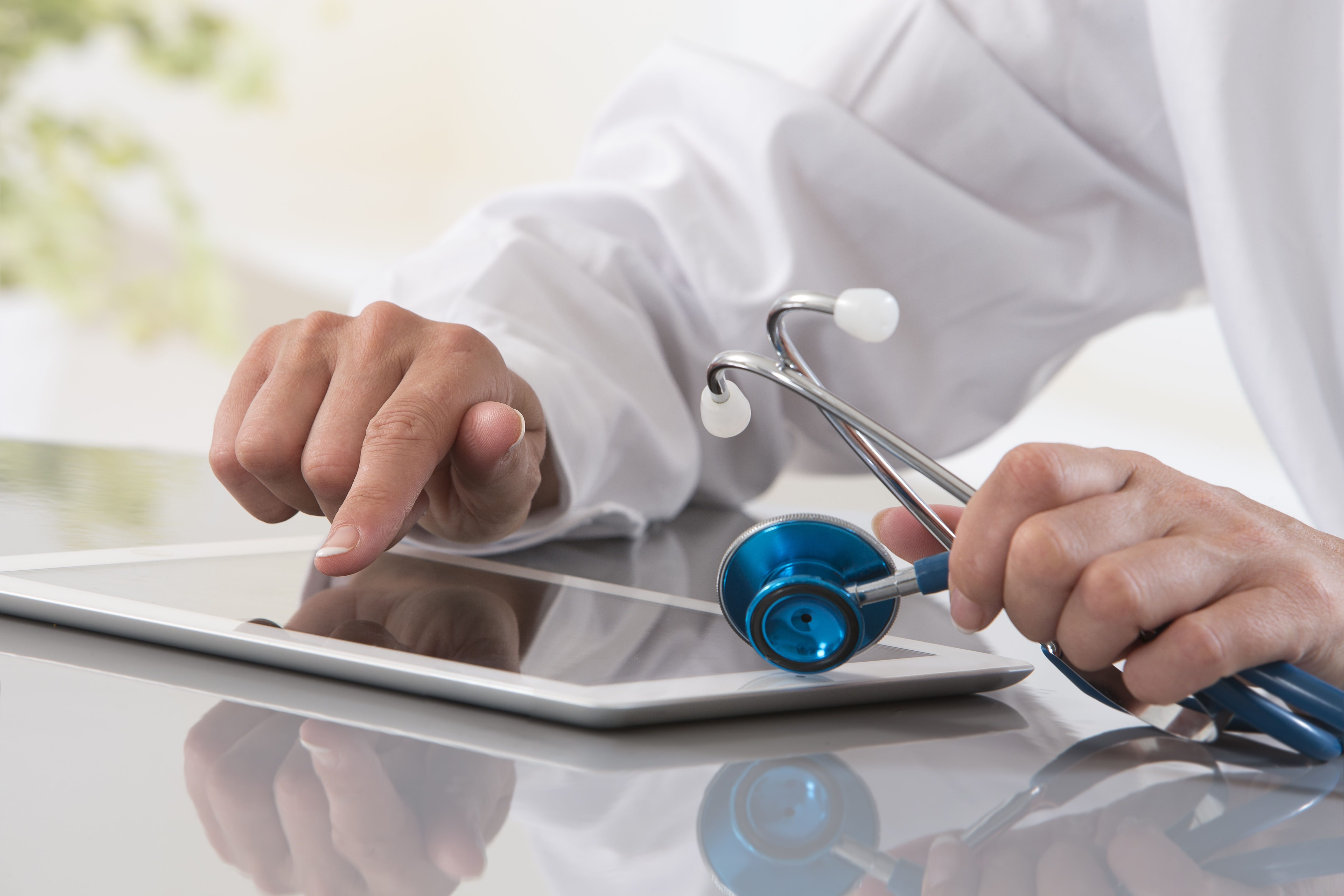 Tablet computing doctor