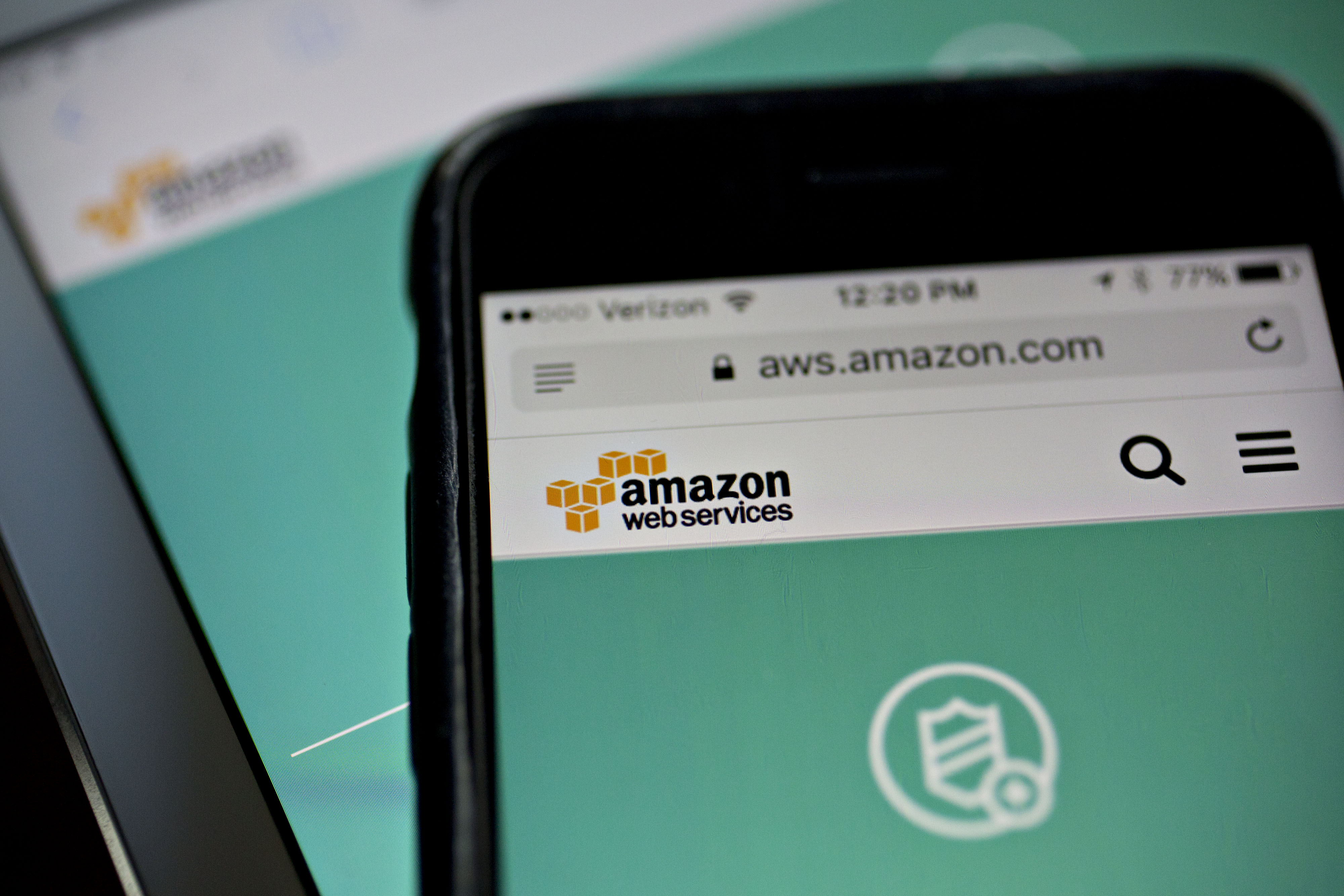 Amazon.com Inc. App As Company Promotes New Tool To Protect Cloud Customers