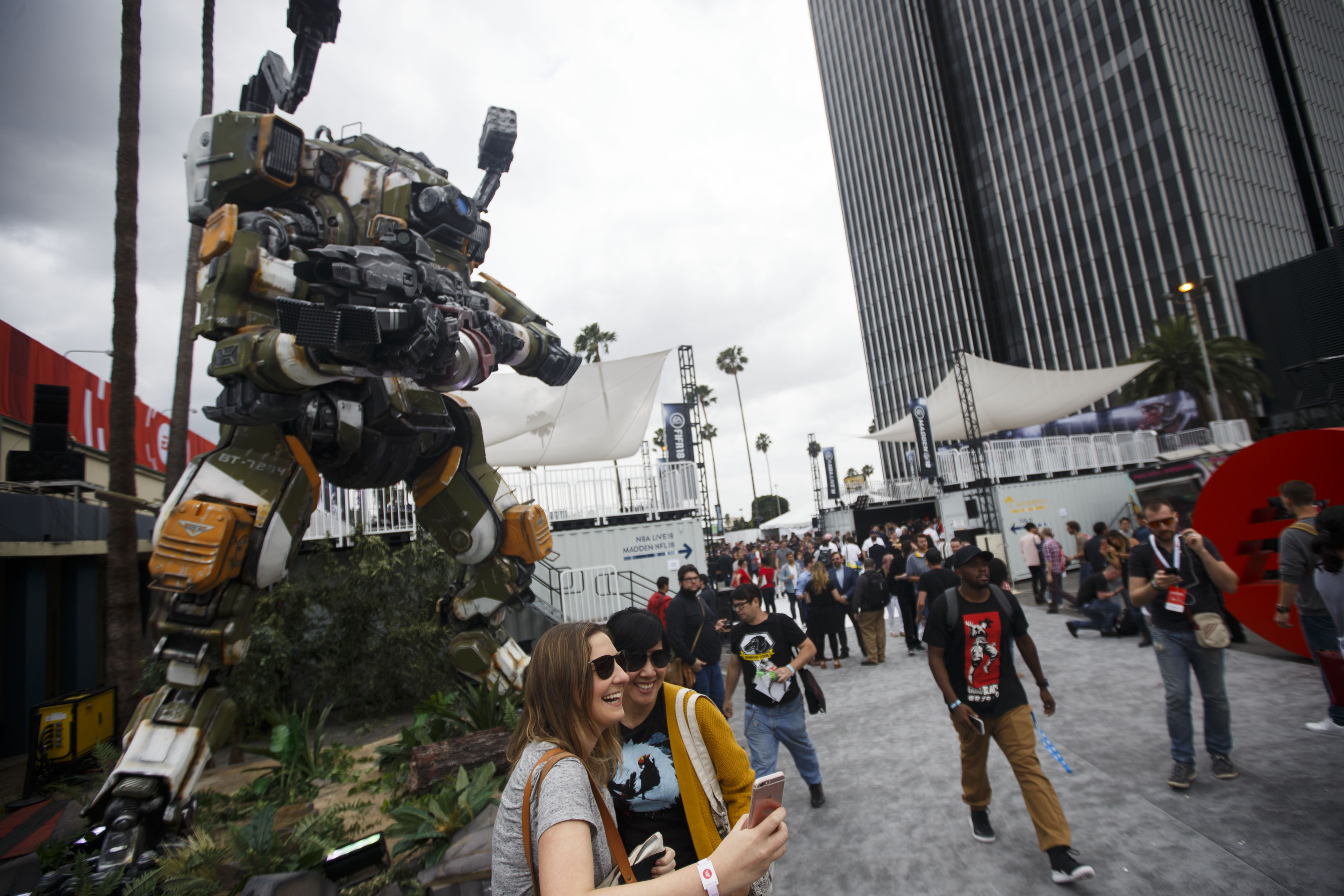 Electronic Arts Inc. Event Ahead Of 2017 E3 Electronic Entertainment Expo