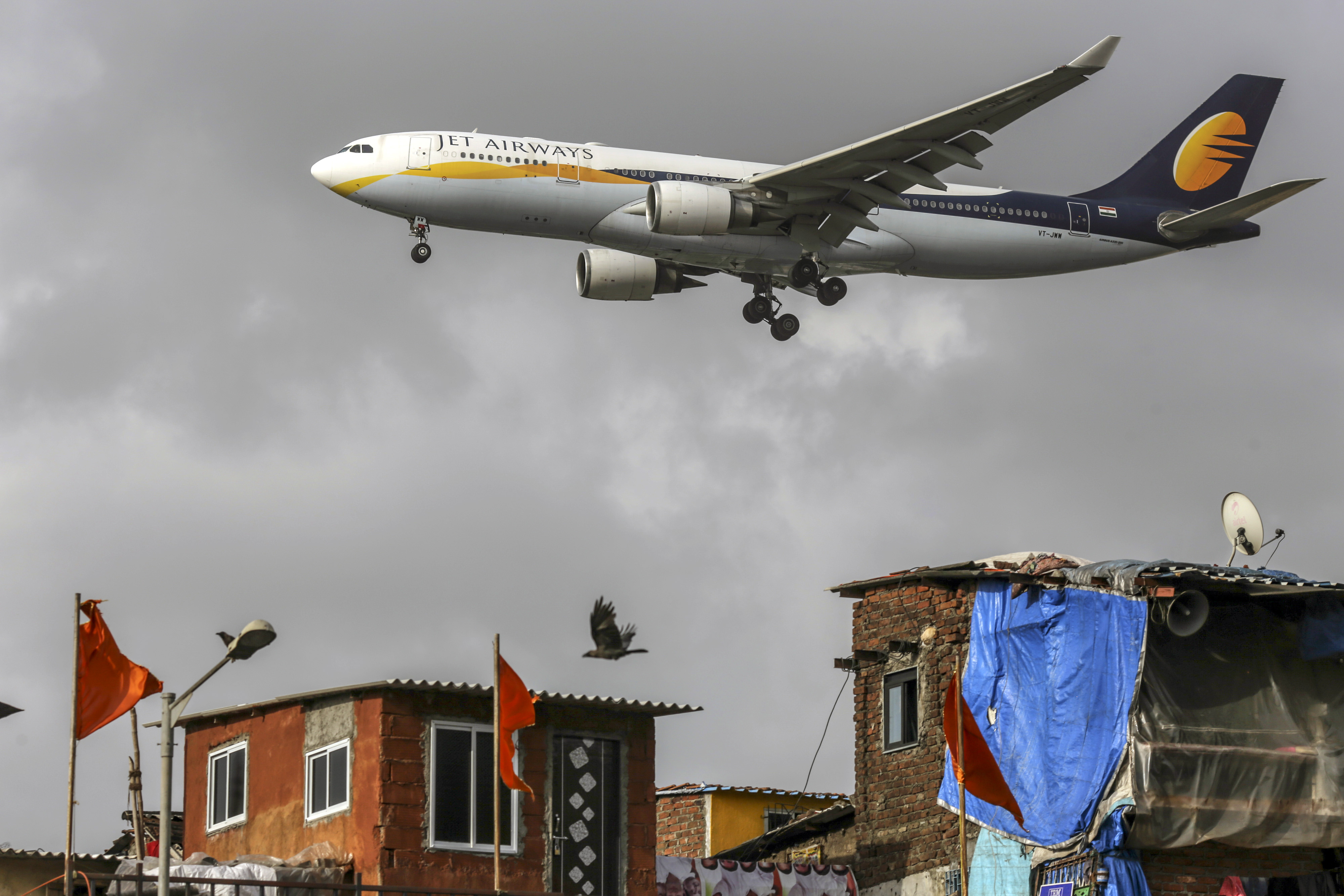 Views of Indian Airlines