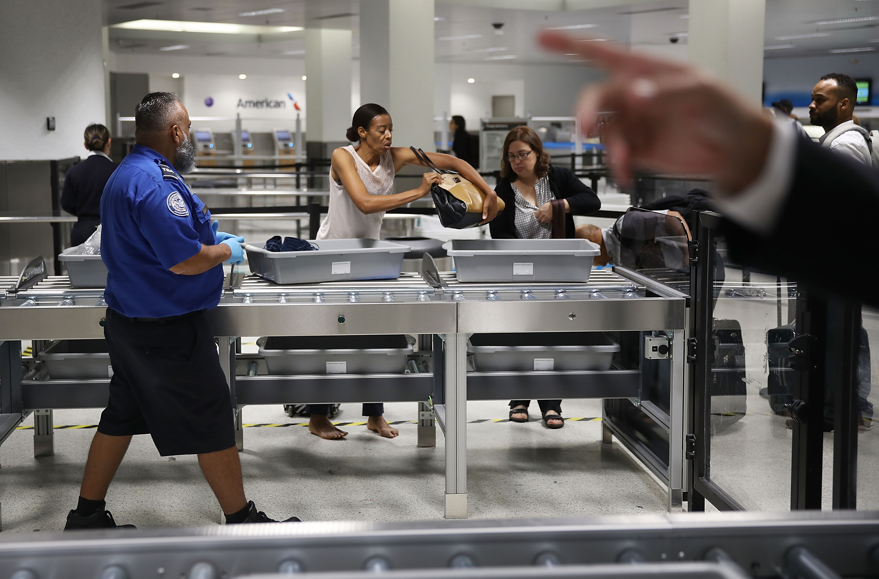 Miami International Airport Launches 2 Automated Security Screening Lanes