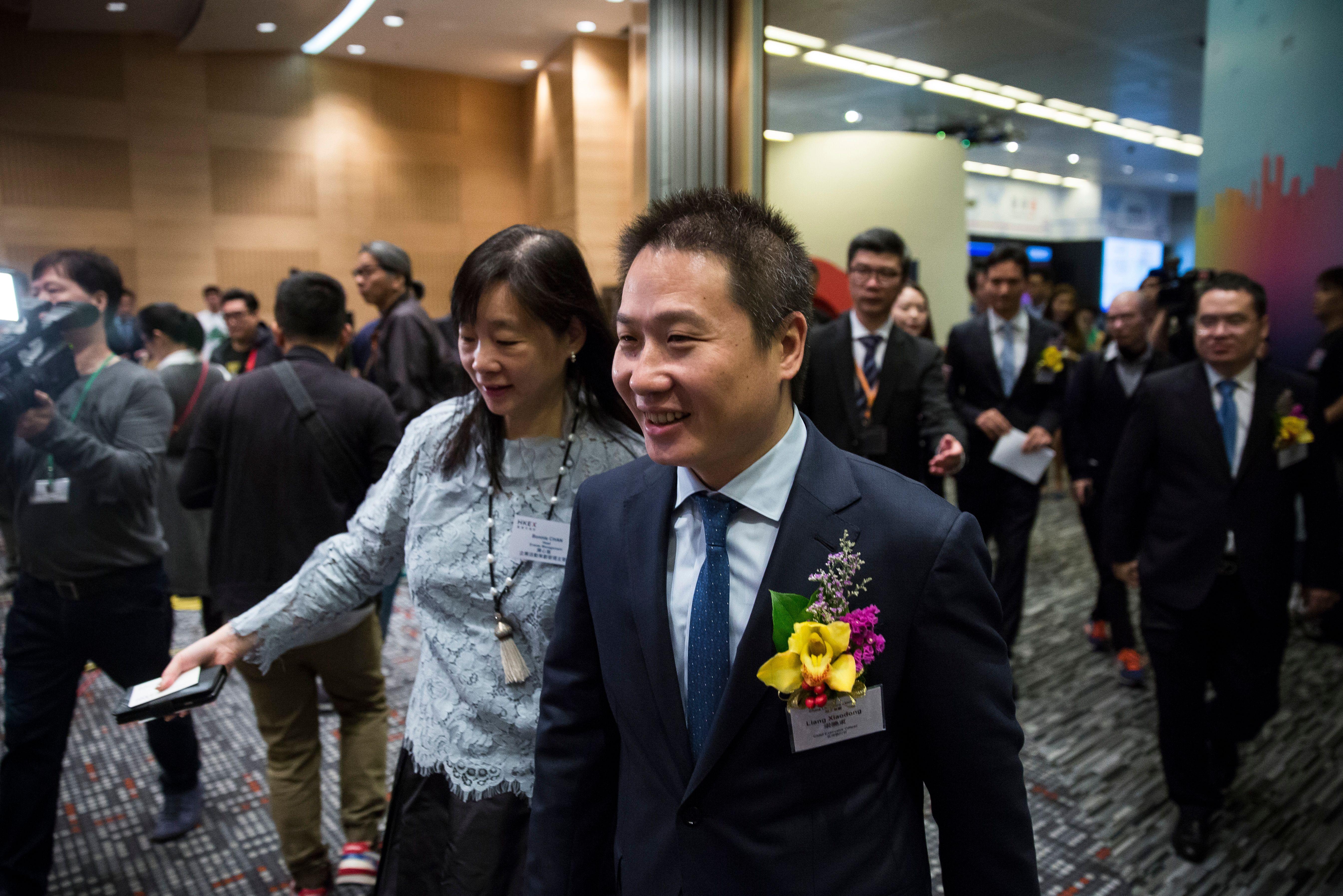 HONG KONG-TENCENT-MARKET-IPO-TECHNOLOGY
