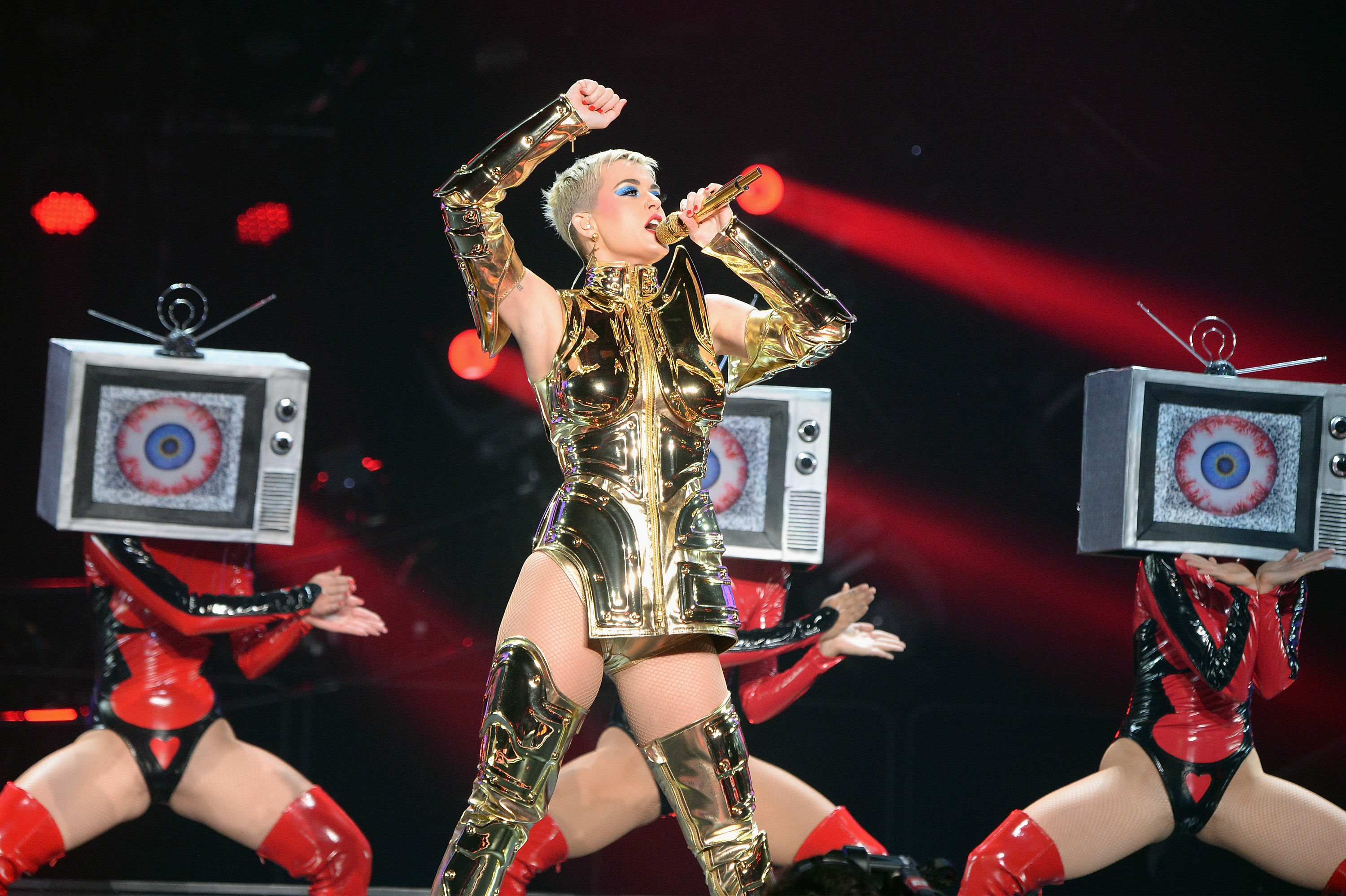 "Katy Perry ""Witness: The Tour"" - New York"