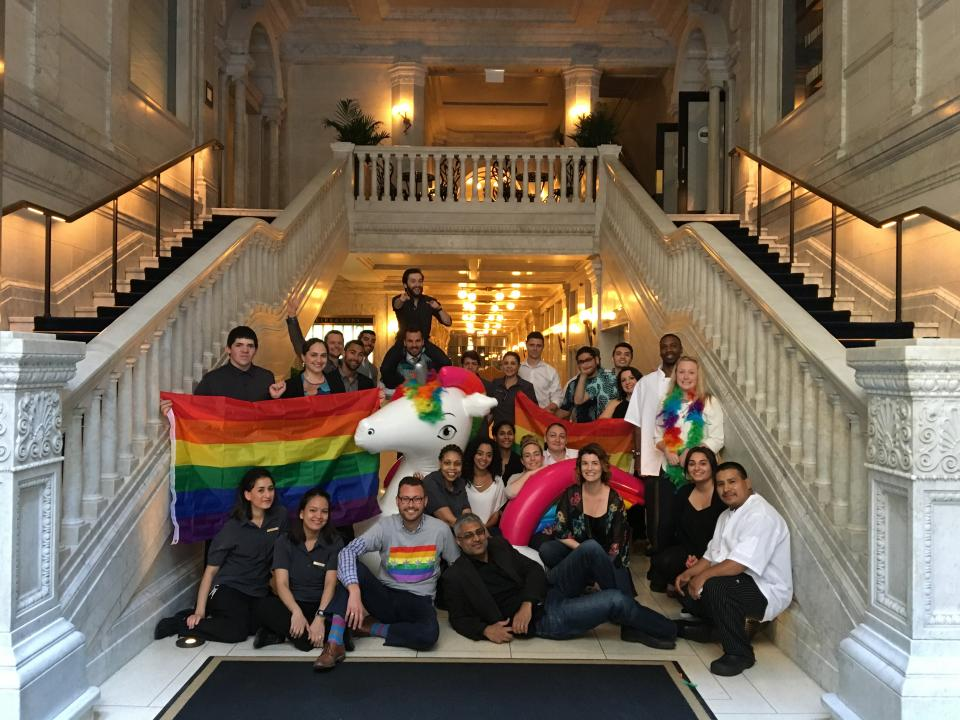 Kimpton Hotels-best workplaces for diversity 2017