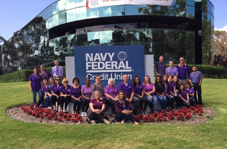 Navy Federal Credit Union-best workplaces for diversity 2017