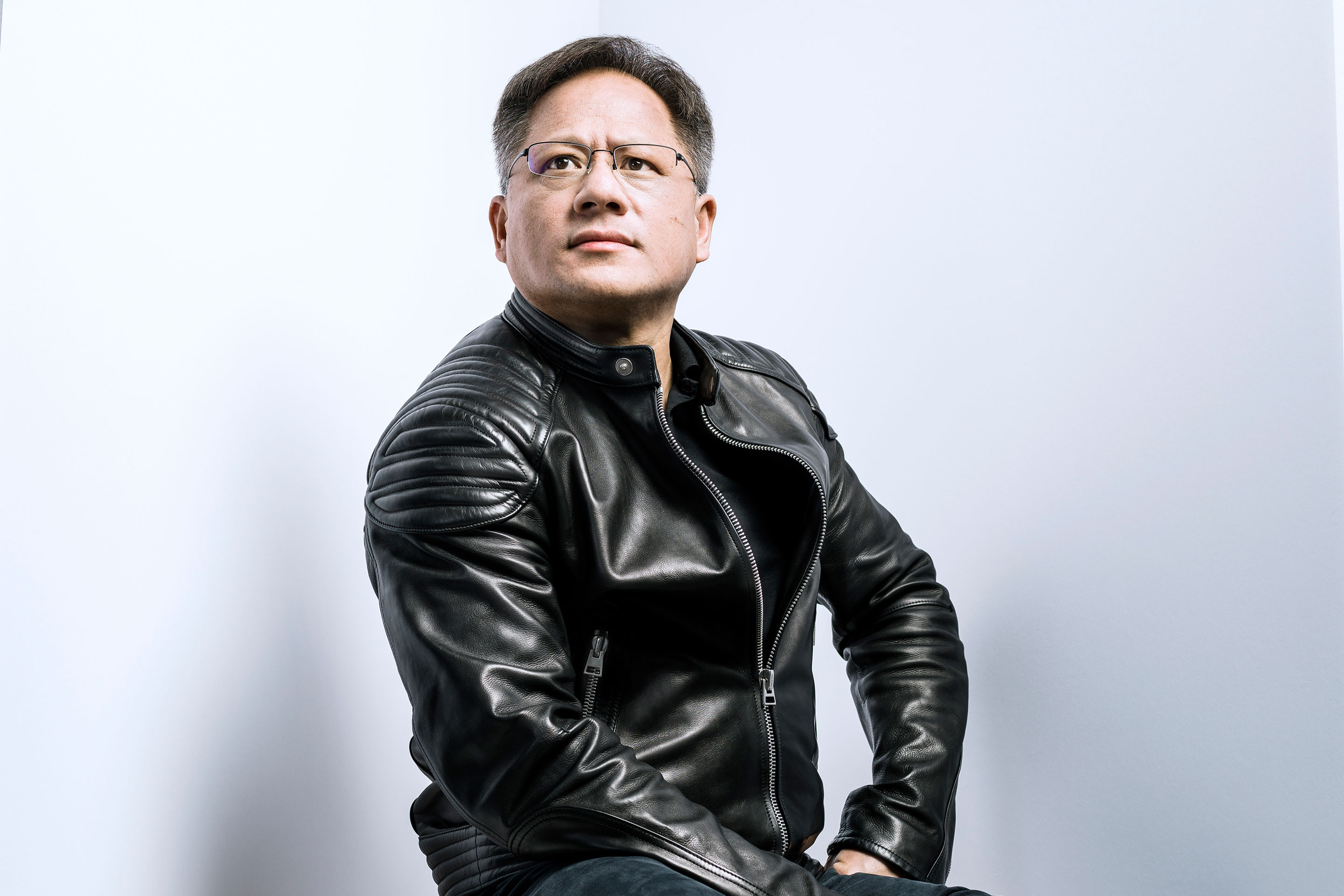 Nvidia CEO Jensen Huang Is Fortunes 2017 Businessperson of the Year   Fortune