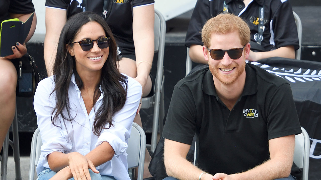Prince Harry Interviewed Barack Obama at the 2017 Invictus Games, where he also made his first public appearance with  Meghan Markle.
