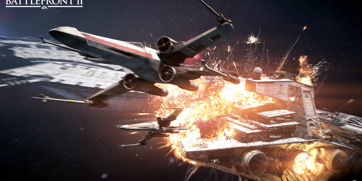 Electronic Arts Will Not Sell 'Loot Crates' in Star Wars: Battlefront II