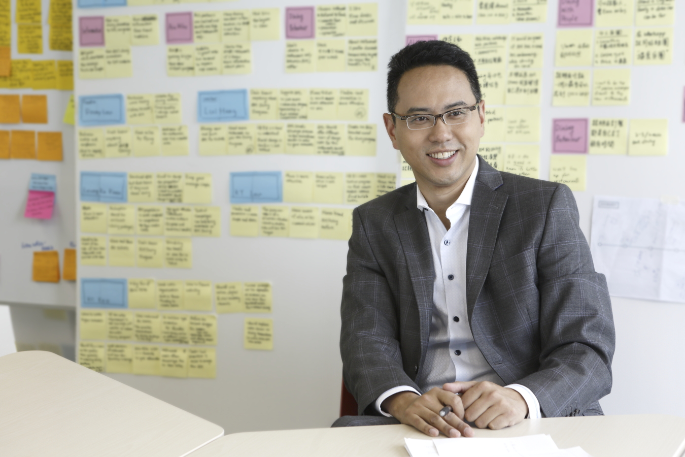 Stephen Wong is the CEO of Asia Miles, the rewards program subsidiary of Cathay Pacific Airlines, and the co-founder of Design Thinking in Action, a Hong Kong-based workshop series promoting design thinking in Asia.