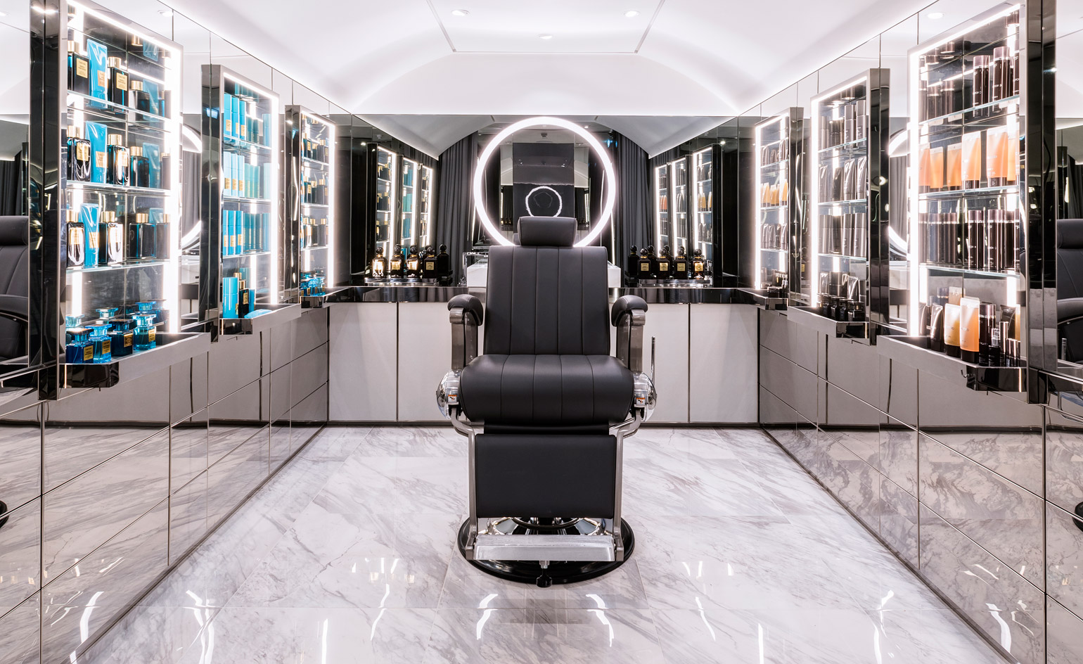 Tom Ford has launched his inaugural standalone beauty store in London.