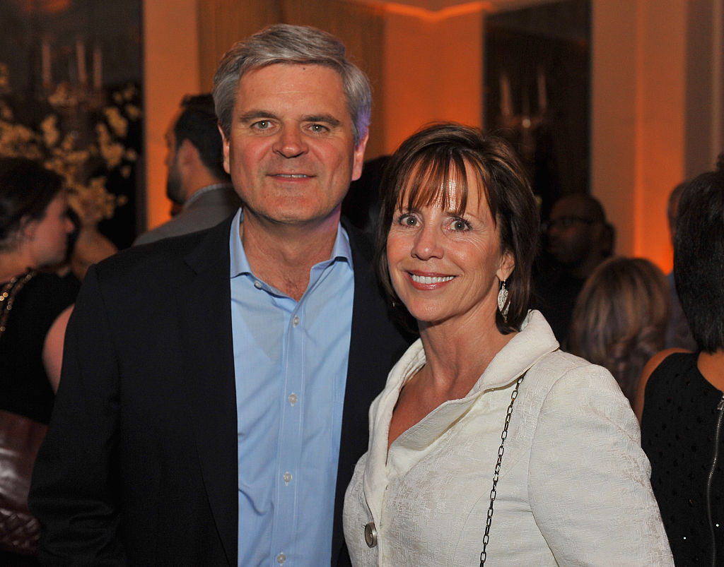 Jean and Steve Case, co-founders of the Case Foundation