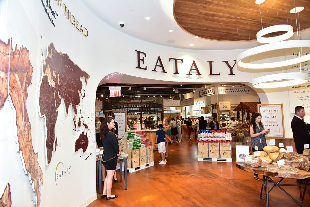Eataly Downtown NY Ribbon Cutting