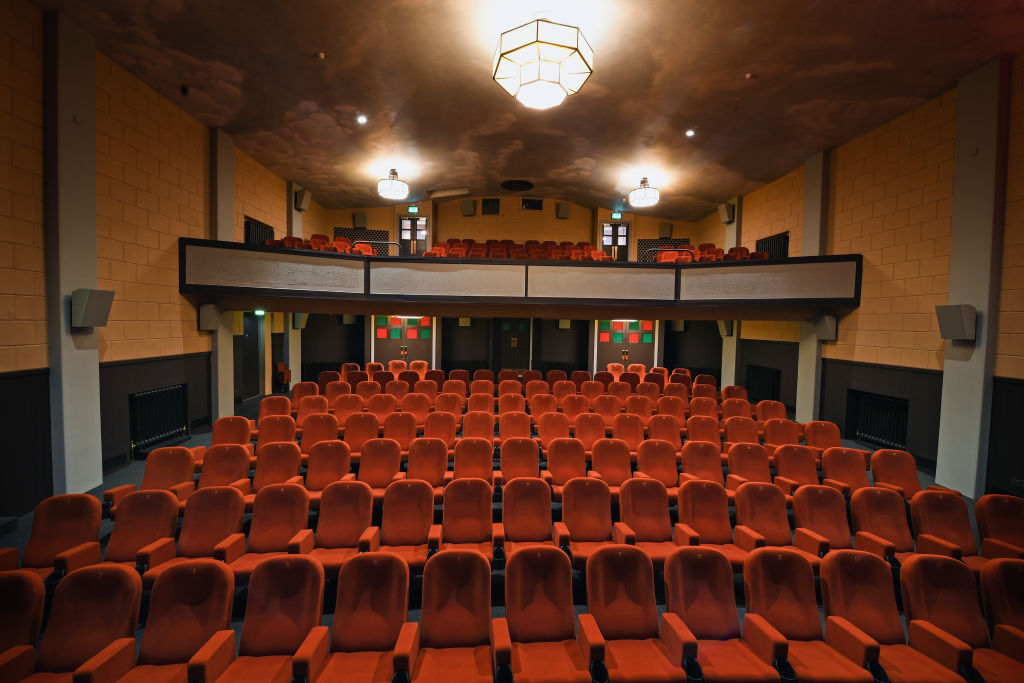 Restorations Are Completed At The Oldest Community Cinema In The UK