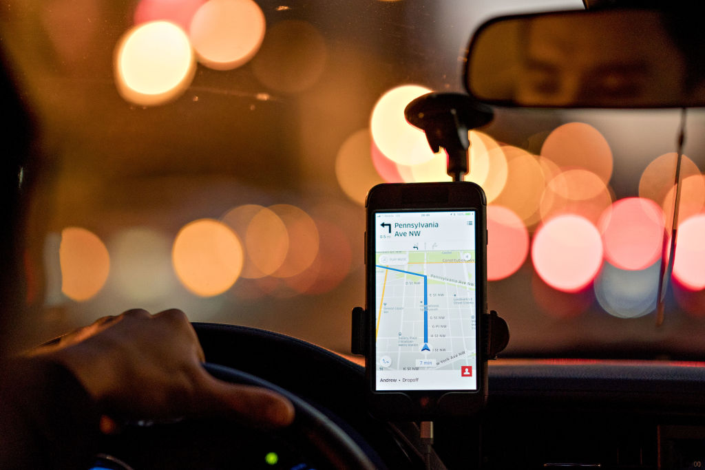 Uber and Lyft driver streaming passengers on Twitch gets banned