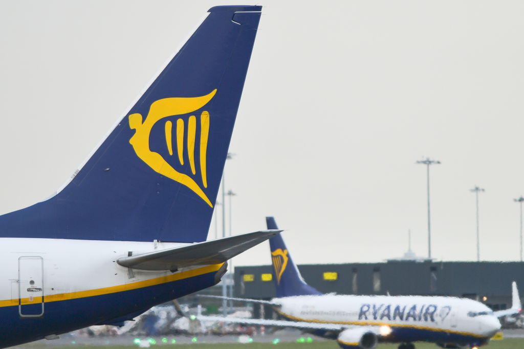 Ryanair to publish contingency plans on organised strikes