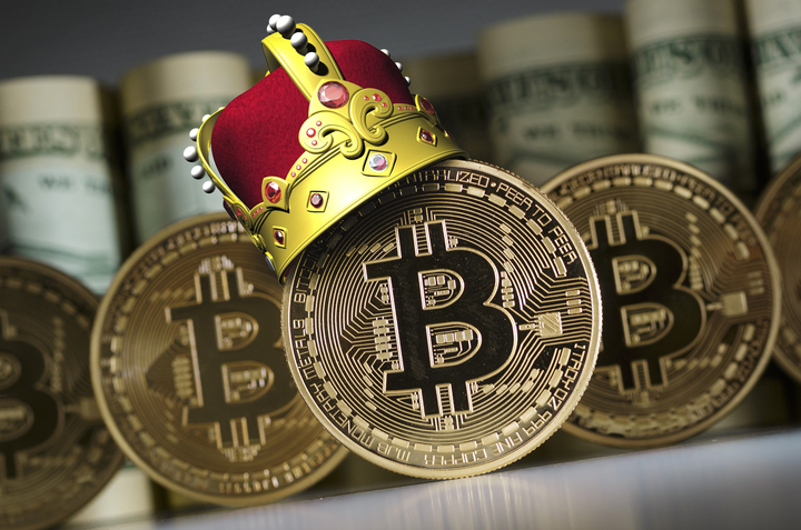 Bitcoin Price Rises While Rival