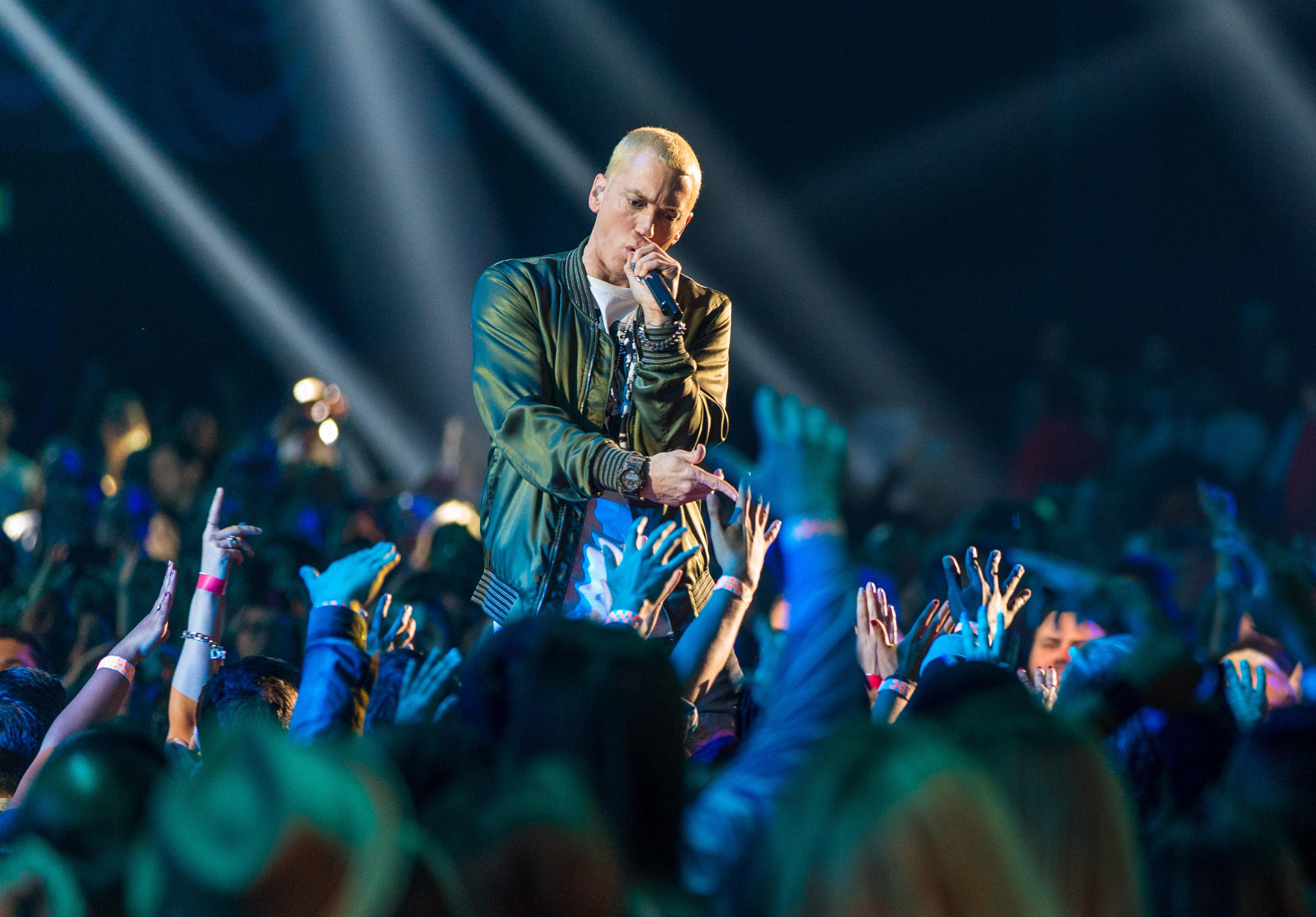Eminem MTV Movie Awards