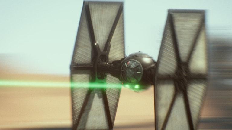 """A still from """"Star Wars: The Last Jedi."""""""