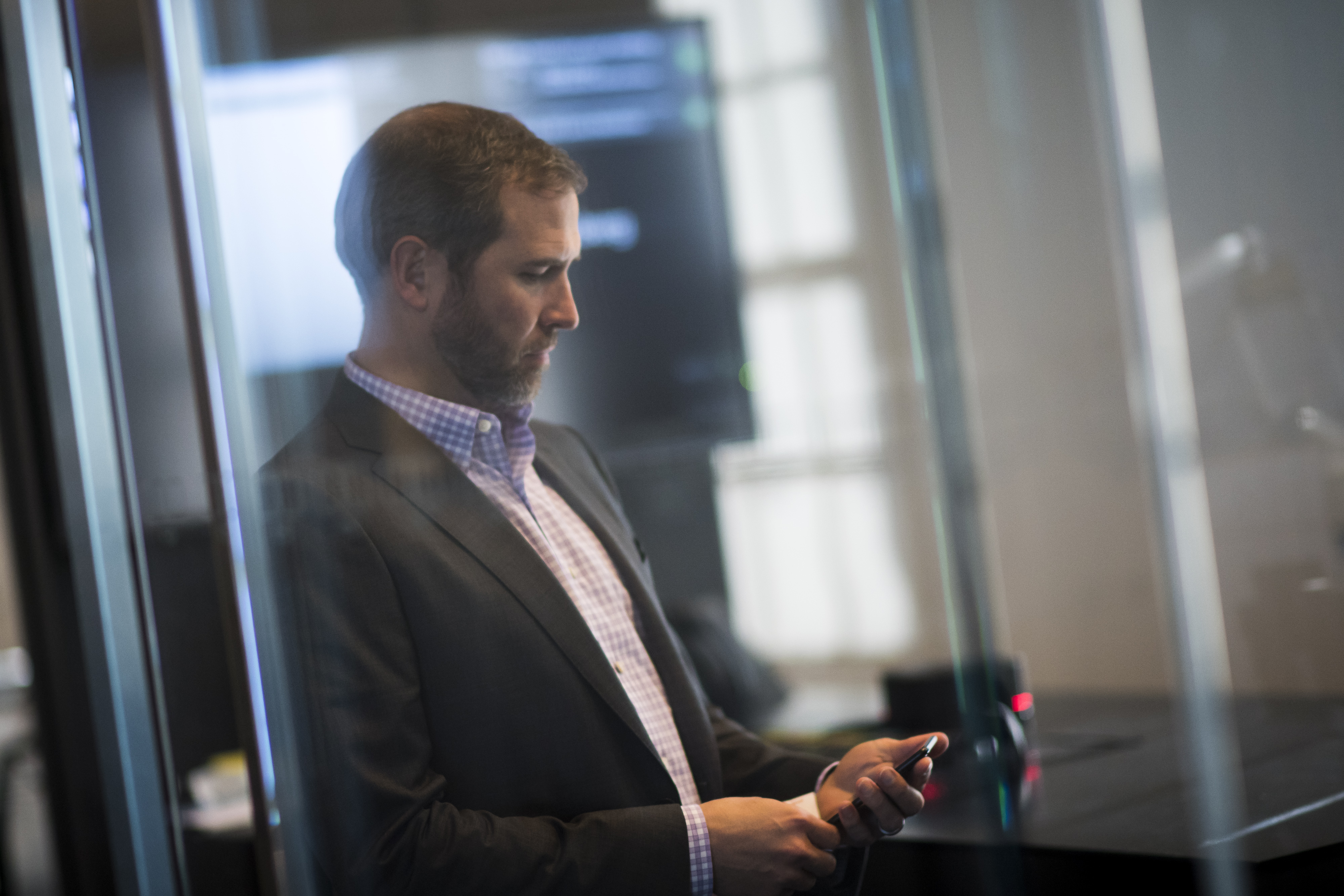 Ripple Labs Inc. Chief Executive Officer Brad Garlinghouse Interview