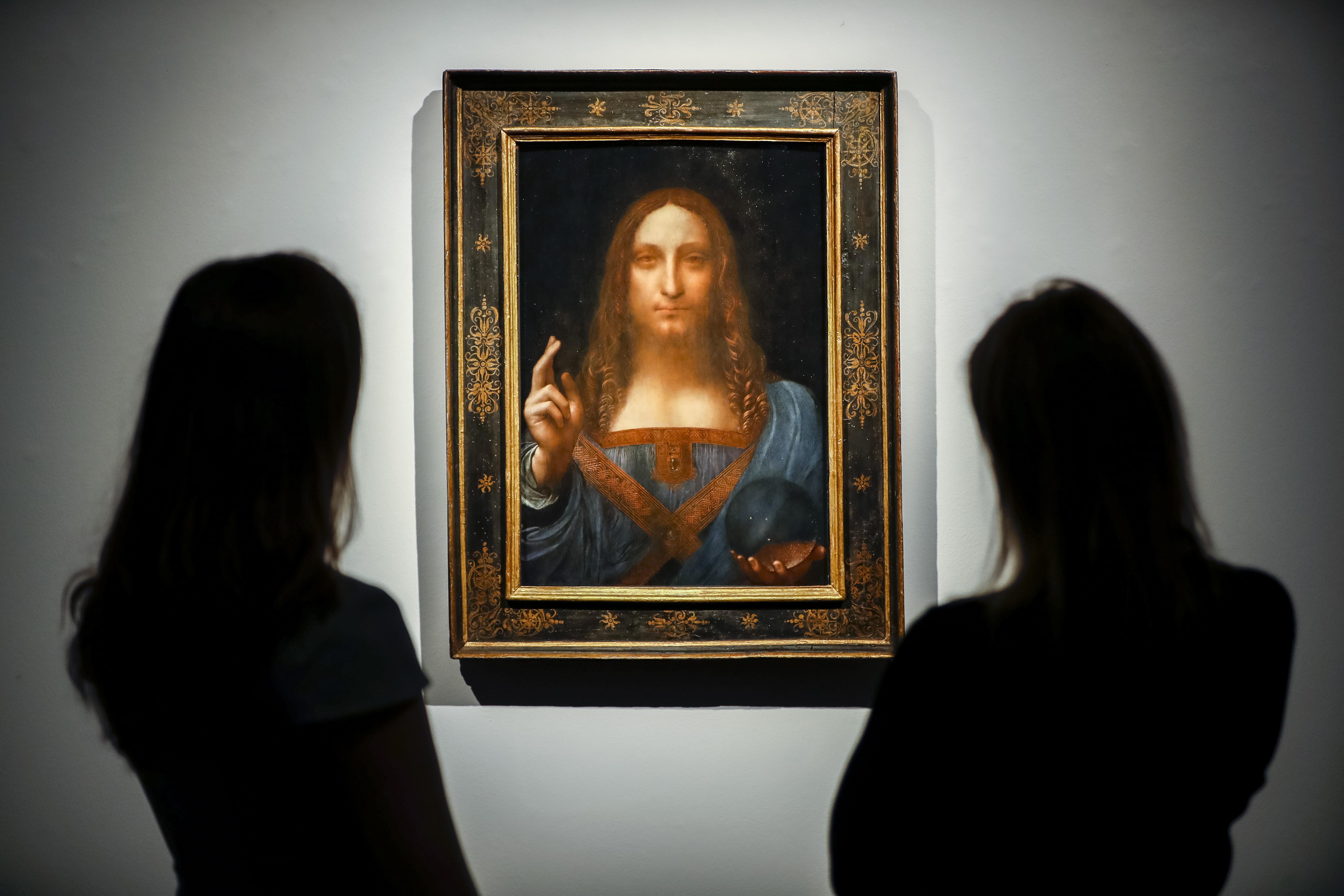 DOUNIAMAG-BRITAIN-US-ENTERTAINMENT-ART-AUCTION-CHRISTIES