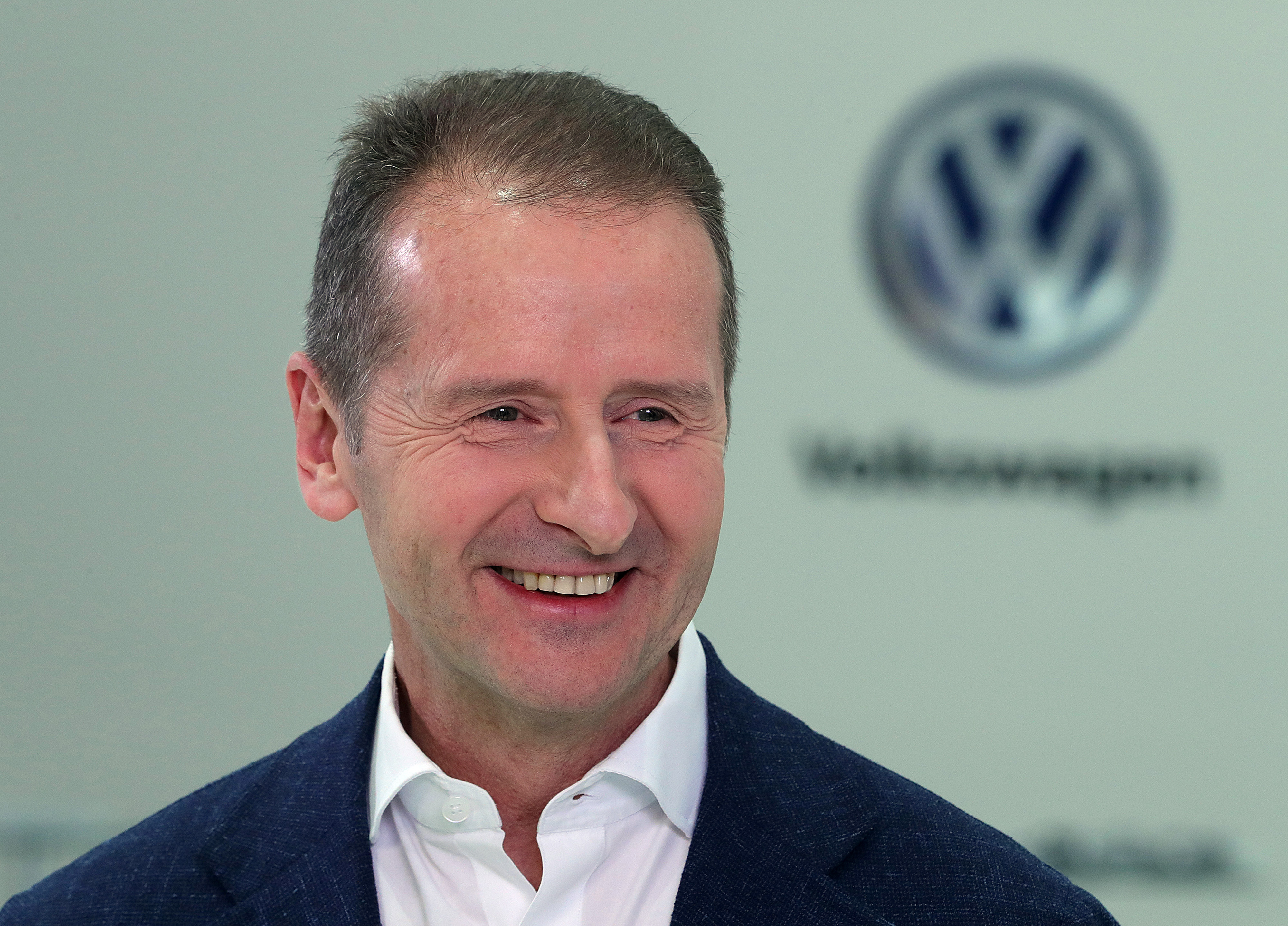 Volkswagen AG Brand 2025 Strategy Update News Conference