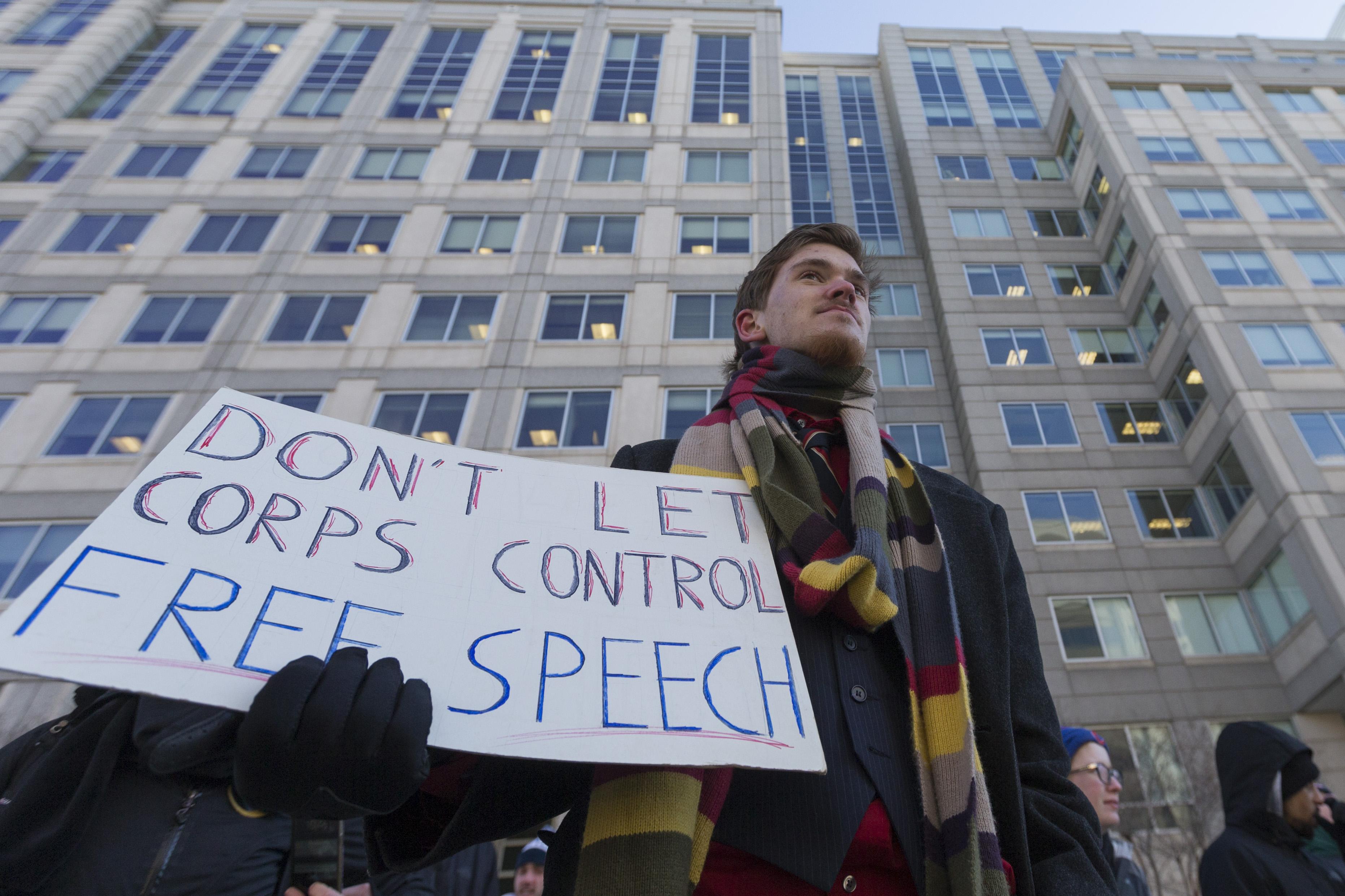 US-POLITICS-PROTEST-FCC