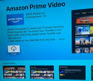 Apple TV Gets Amazon Prime Video App as Tim Cook Promised