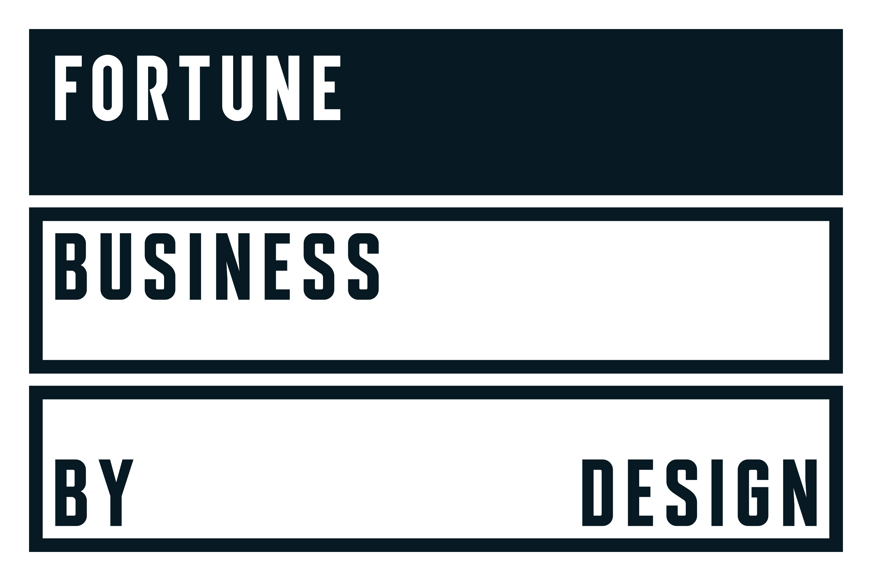 Fortune's Business By Design List 2018 | Fortune
