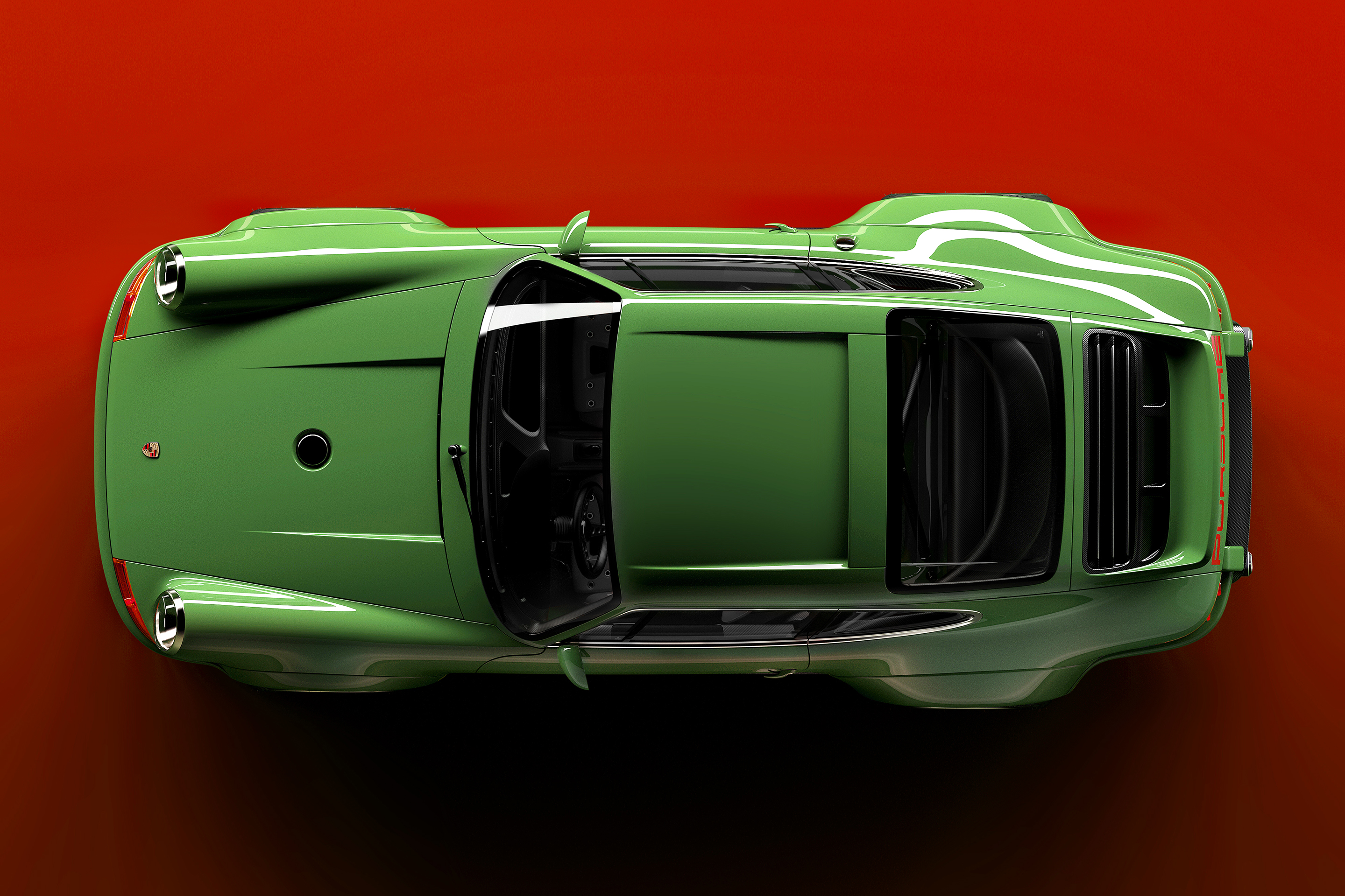 Singer Vehicle Design: The Ultimate Porsche 911 Comes From